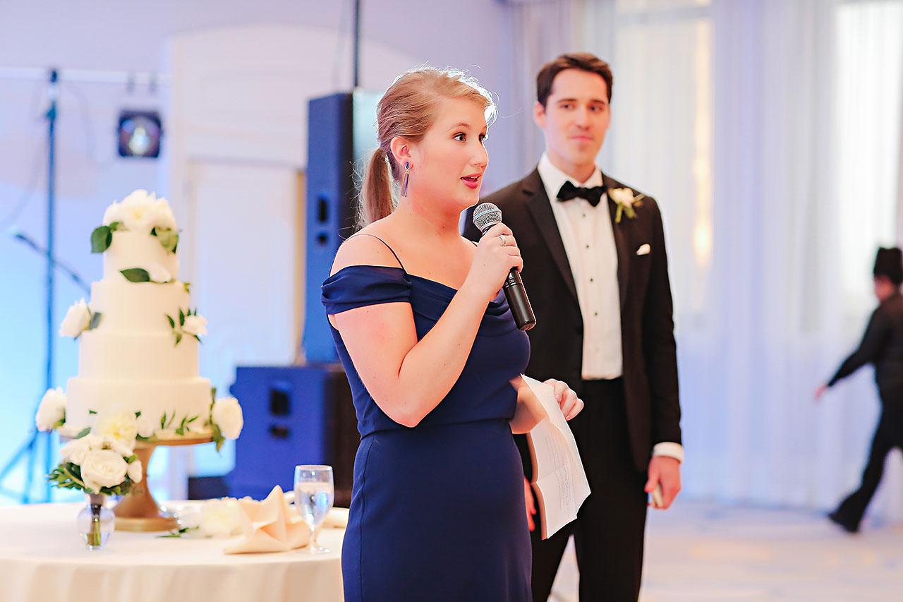 Kaitlin Garret Columbia Club Indianapolis Wedding 263