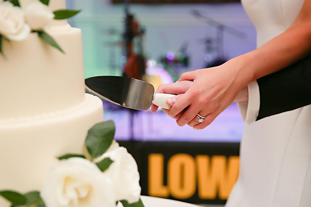 Kaitlin Garret Columbia Club Indianapolis Wedding 257