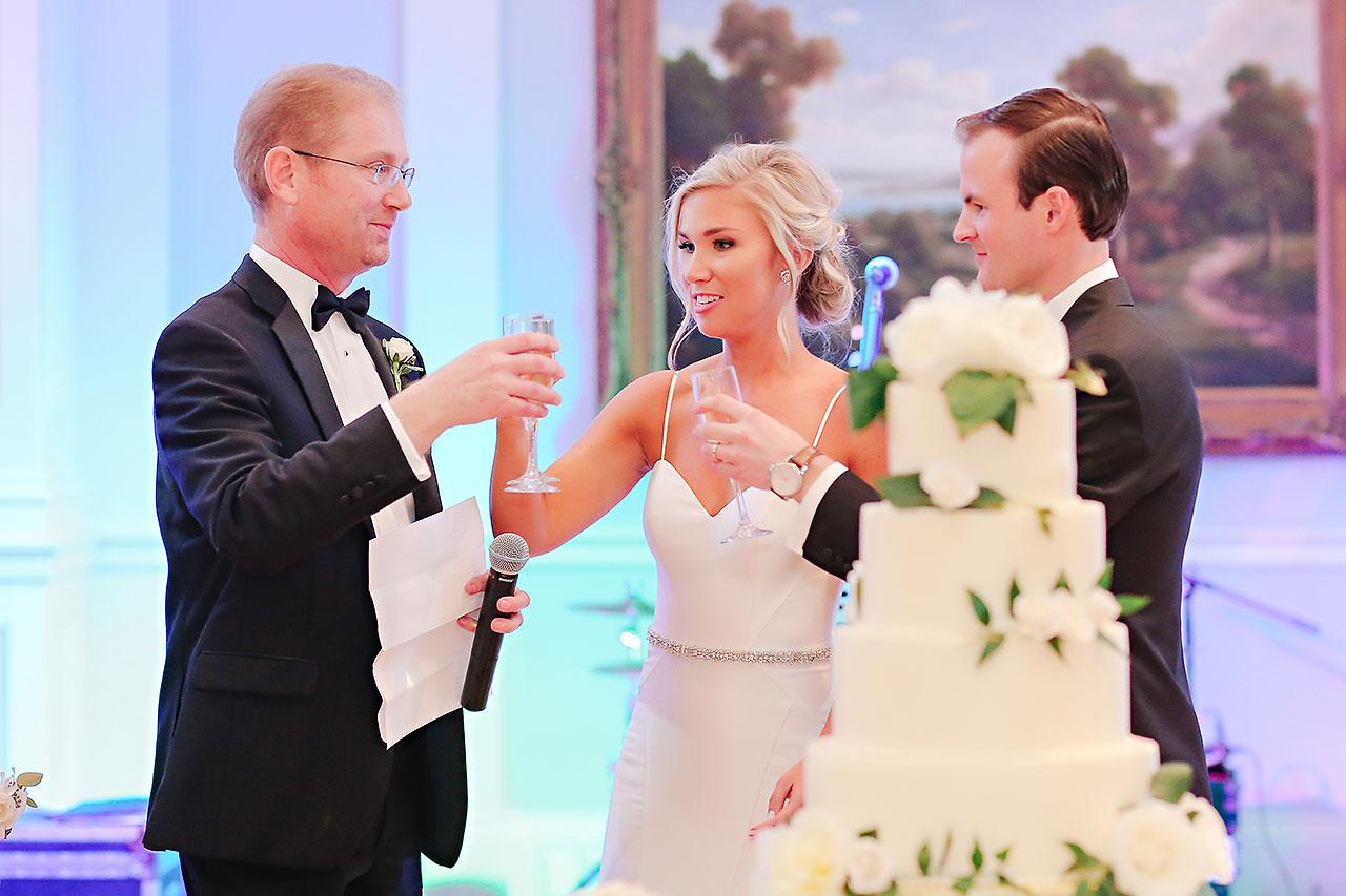 Kaitlin Garret Columbia Club Indianapolis Wedding 255