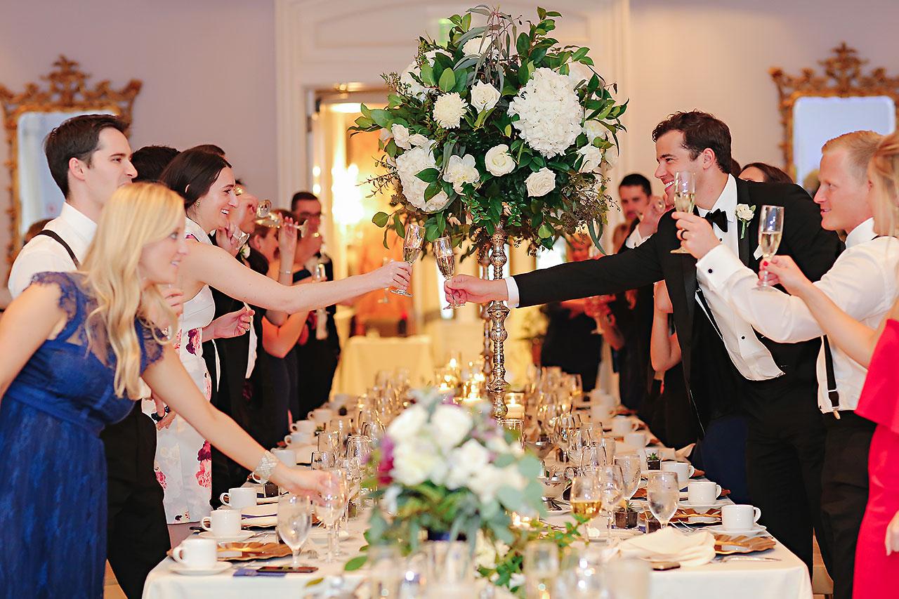 Kaitlin Garret Columbia Club Indianapolis Wedding 256