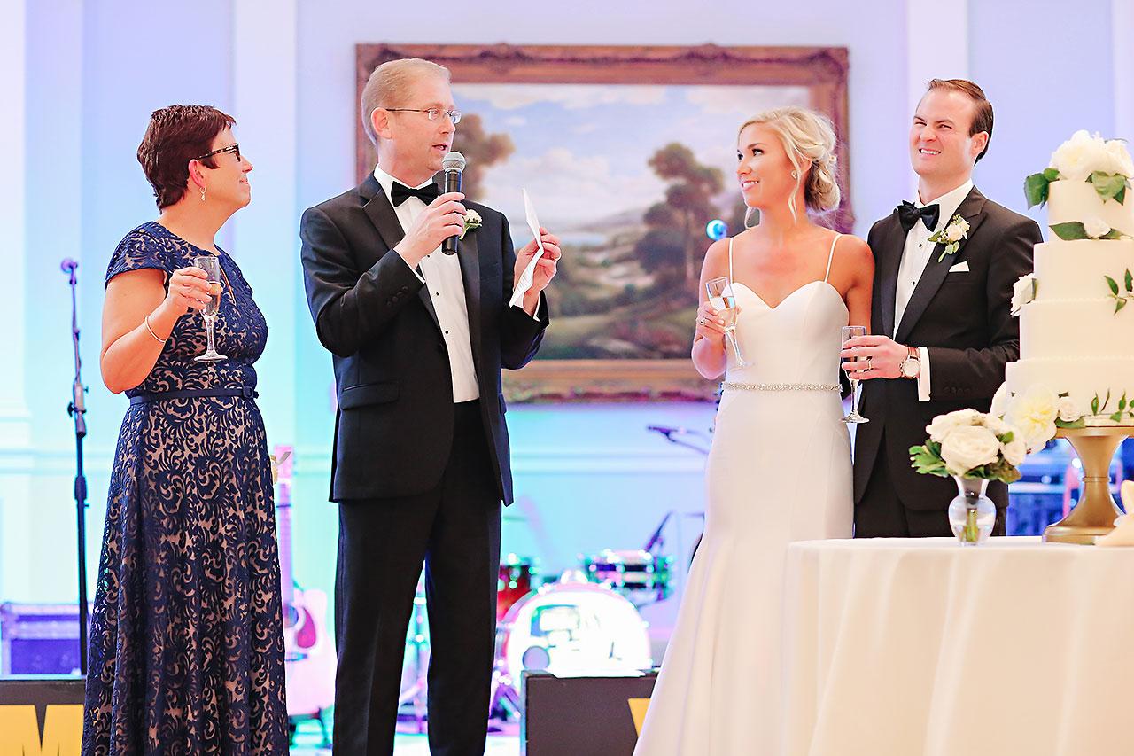 Kaitlin Garret Columbia Club Indianapolis Wedding 252