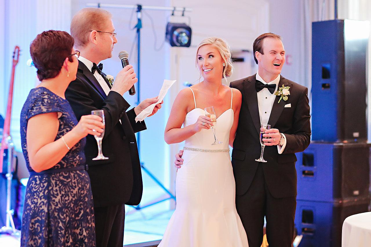 Kaitlin Garret Columbia Club Indianapolis Wedding 253