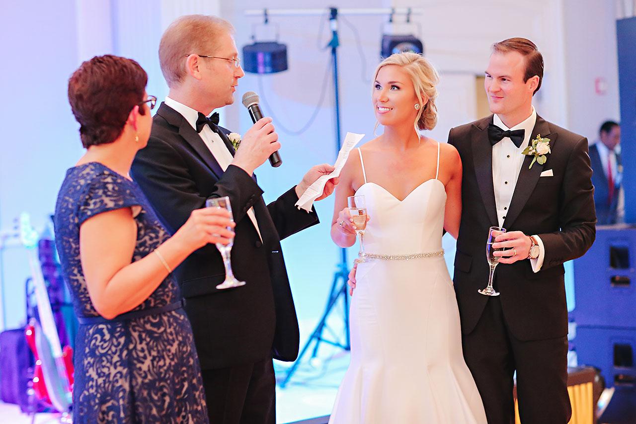 Kaitlin Garret Columbia Club Indianapolis Wedding 249
