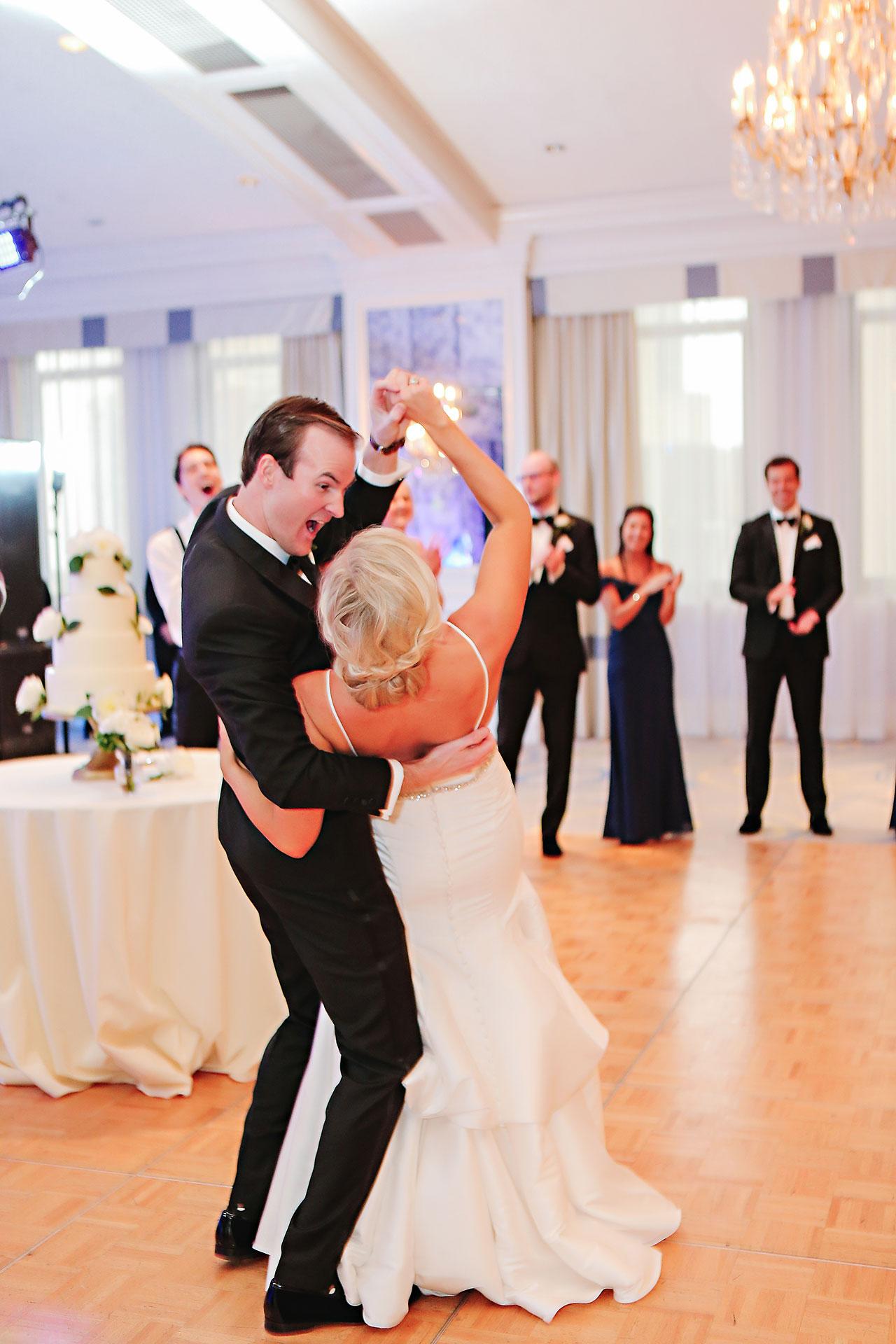 Kaitlin Garret Columbia Club Indianapolis Wedding 247