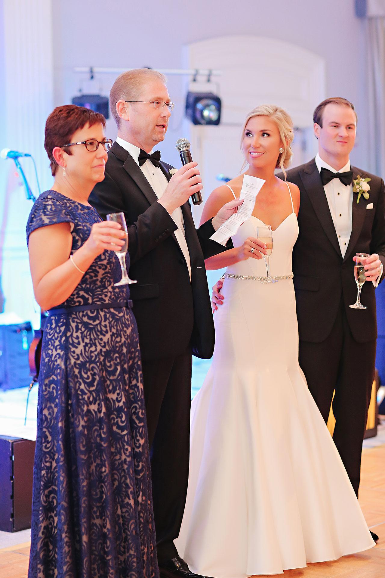Kaitlin Garret Columbia Club Indianapolis Wedding 248