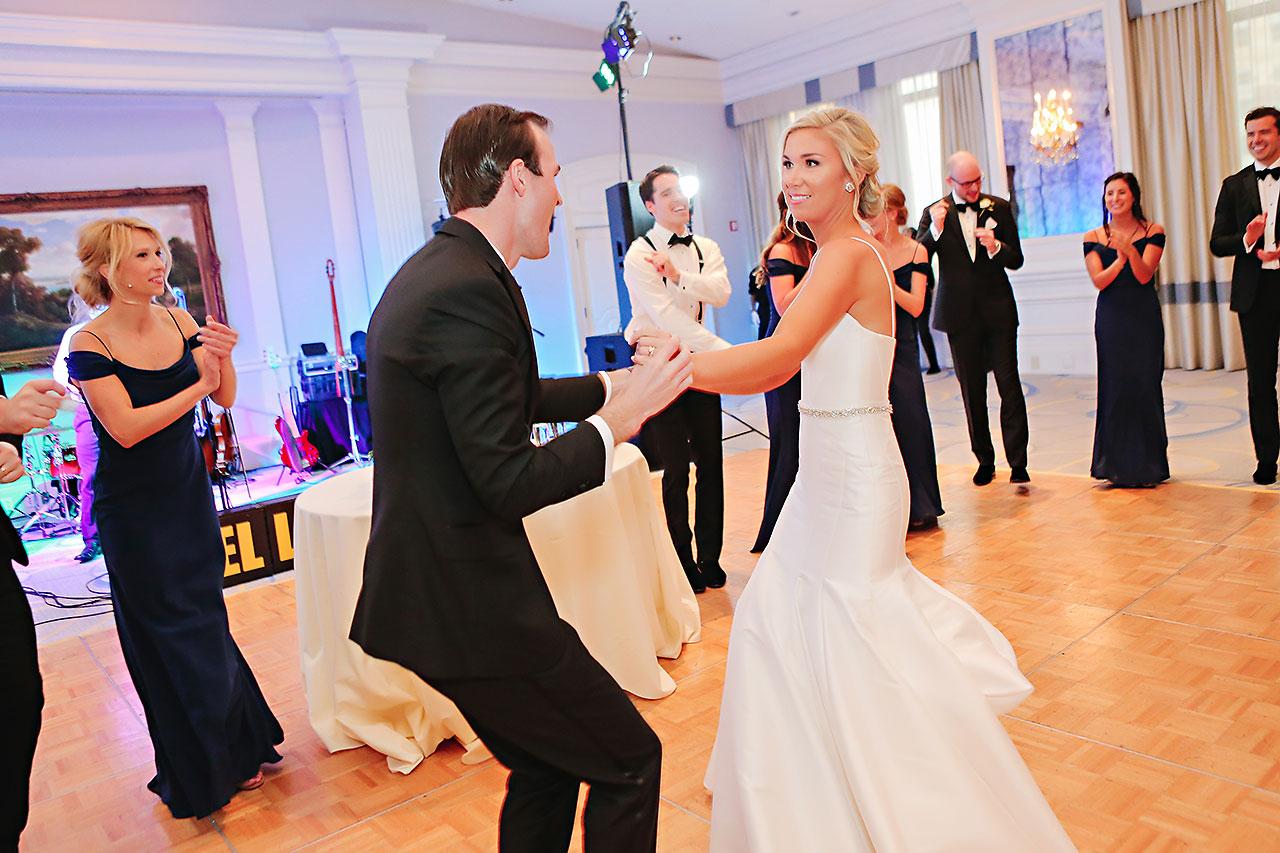 Kaitlin Garret Columbia Club Indianapolis Wedding 245