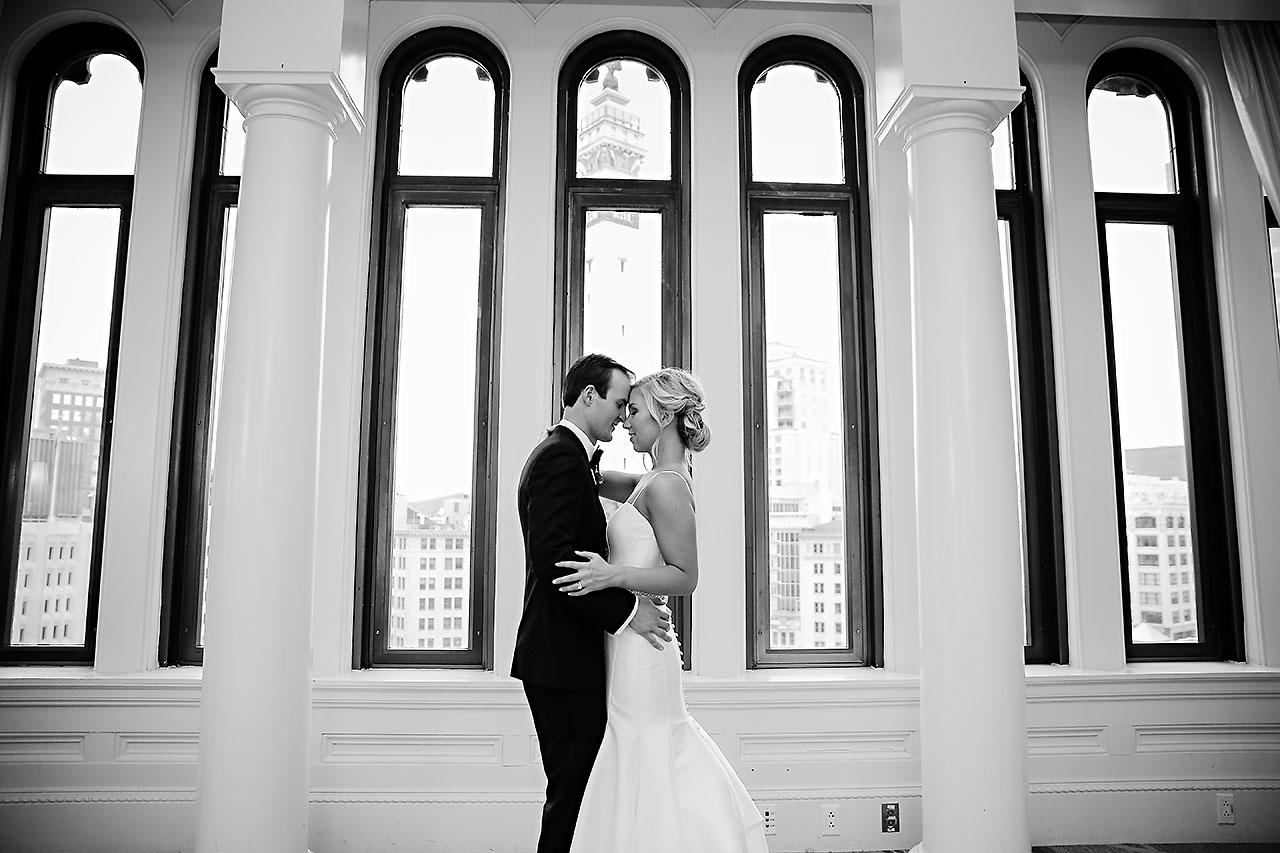Kaitlin Garret Columbia Club Indianapolis Wedding 239
