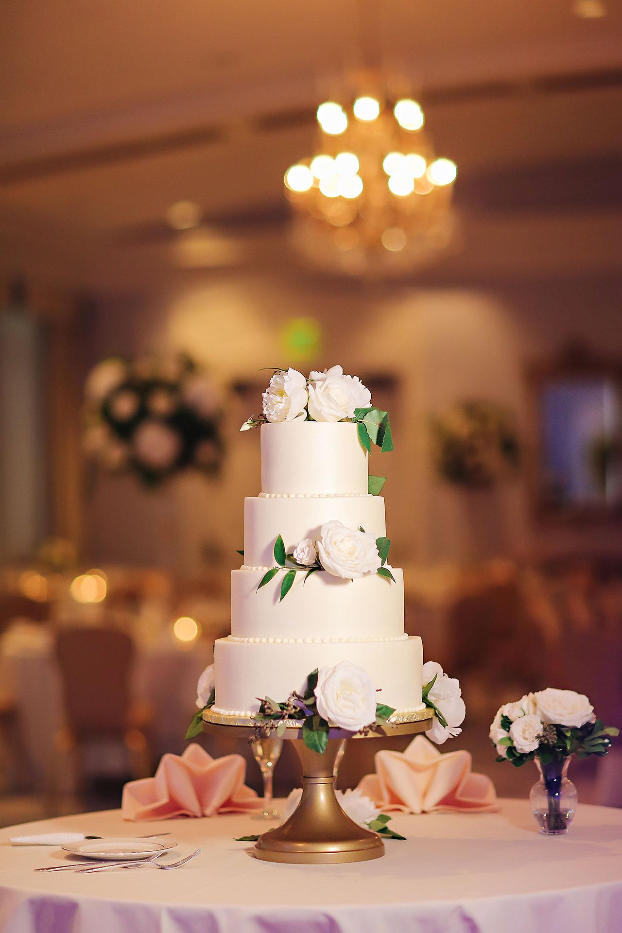 Kaitlin Garret Columbia Club Indianapolis Wedding 237