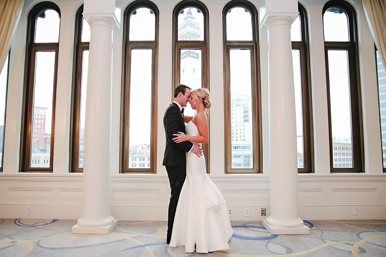 Kaitlin Garret Columbia Club Indianapolis Wedding 238