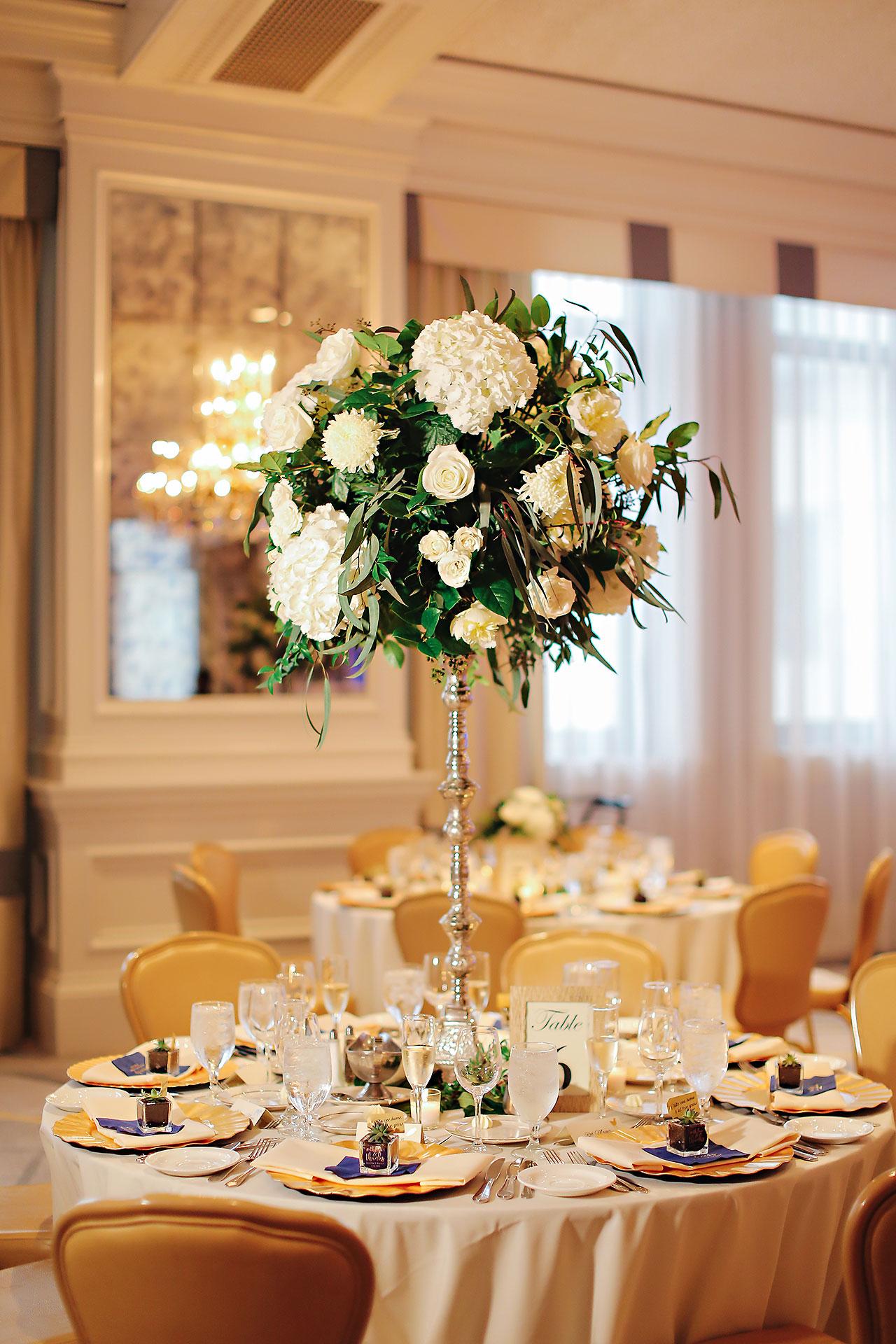 Kaitlin Garret Columbia Club Indianapolis Wedding 235