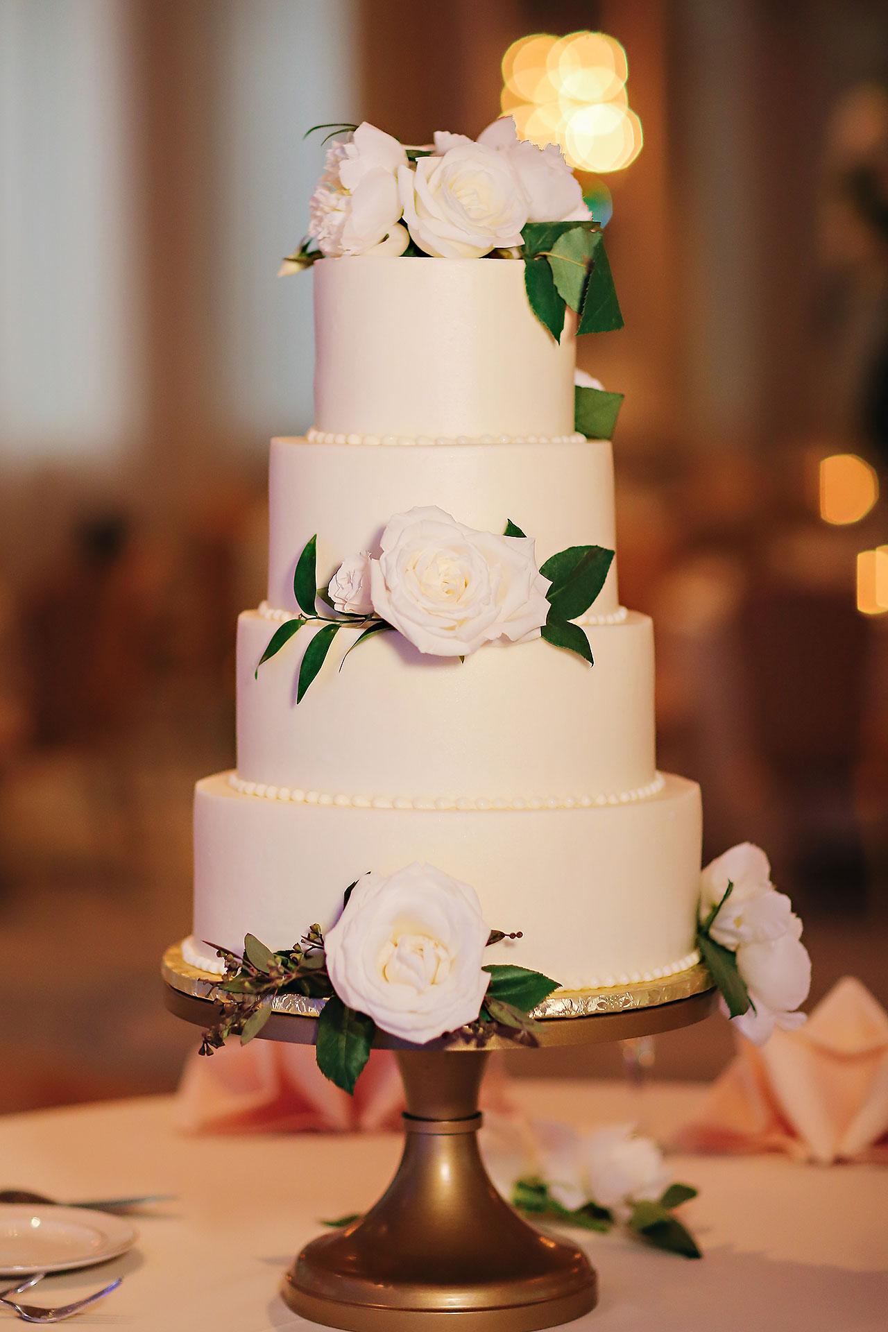 Kaitlin Garret Columbia Club Indianapolis Wedding 234
