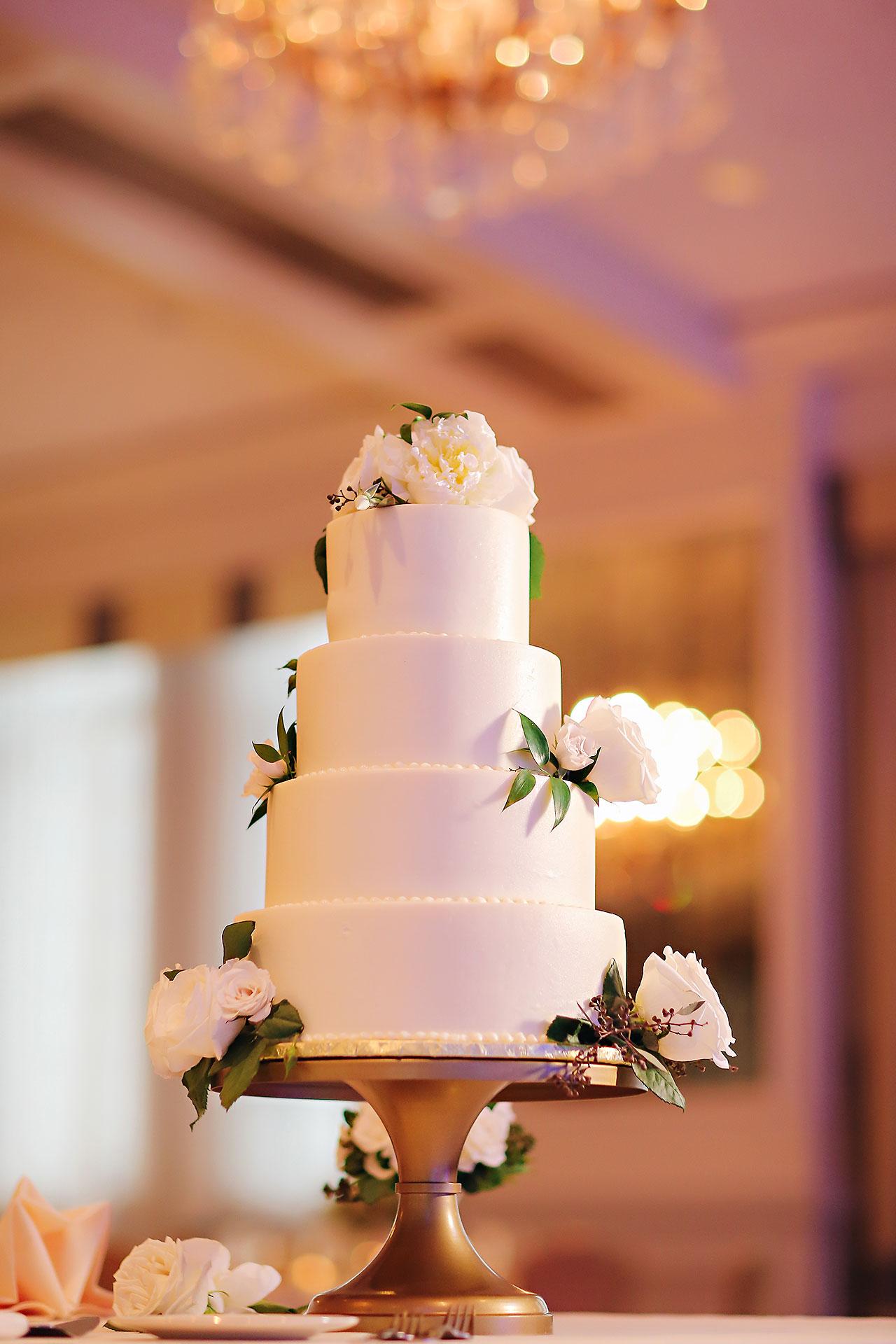Kaitlin Garret Columbia Club Indianapolis Wedding 229
