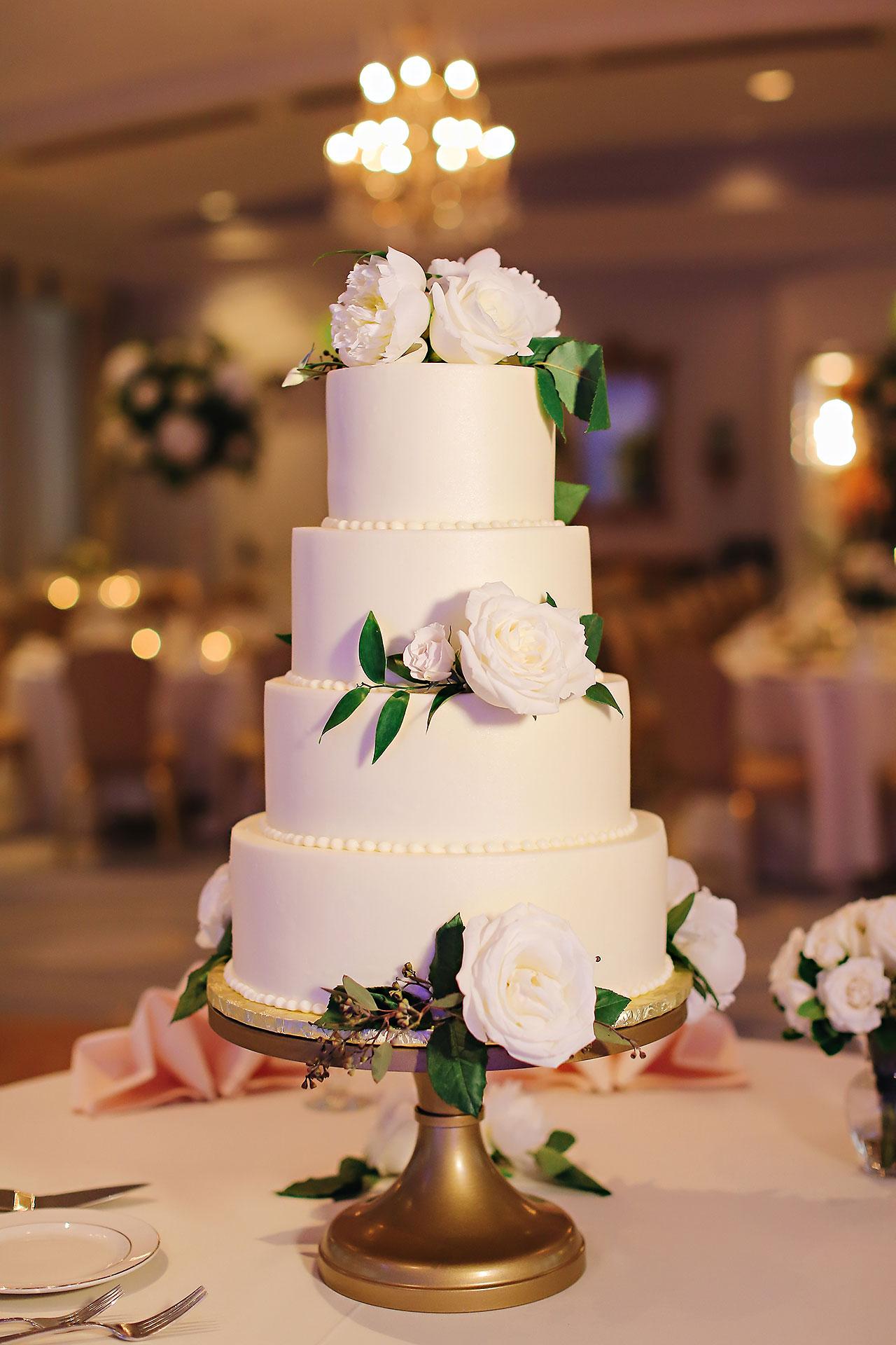 Kaitlin Garret Columbia Club Indianapolis Wedding 225