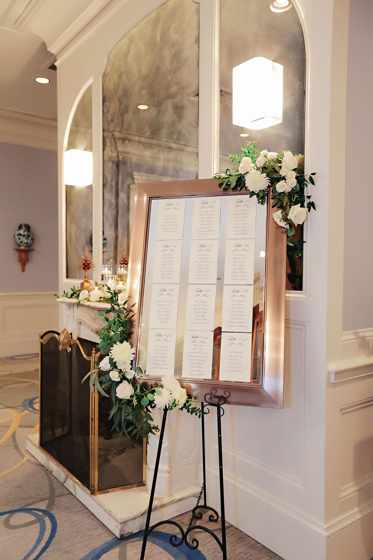 Kaitlin Garret Columbia Club Indianapolis Wedding 222