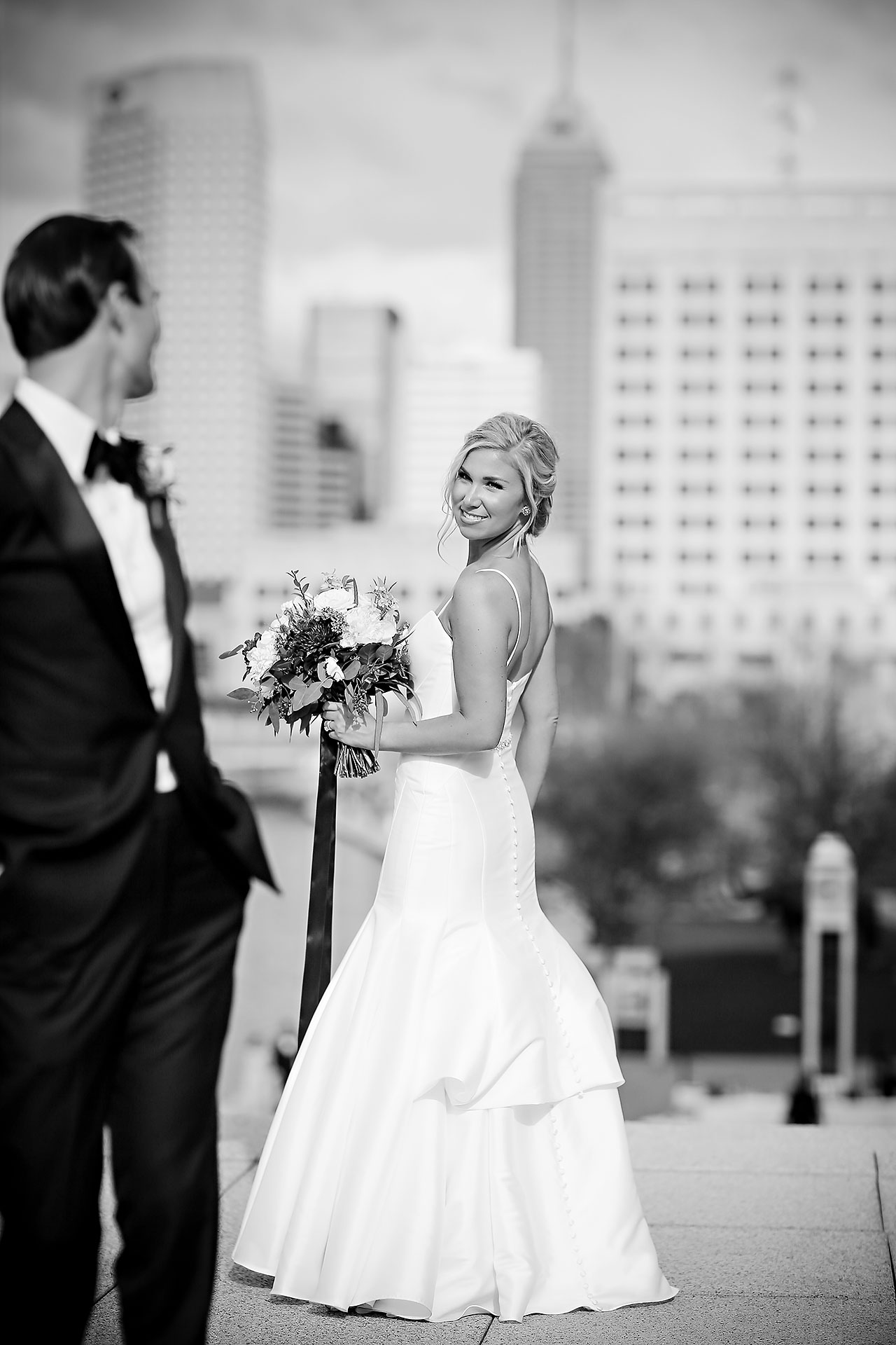 Kaitlin Garret Columbia Club Indianapolis Wedding 209