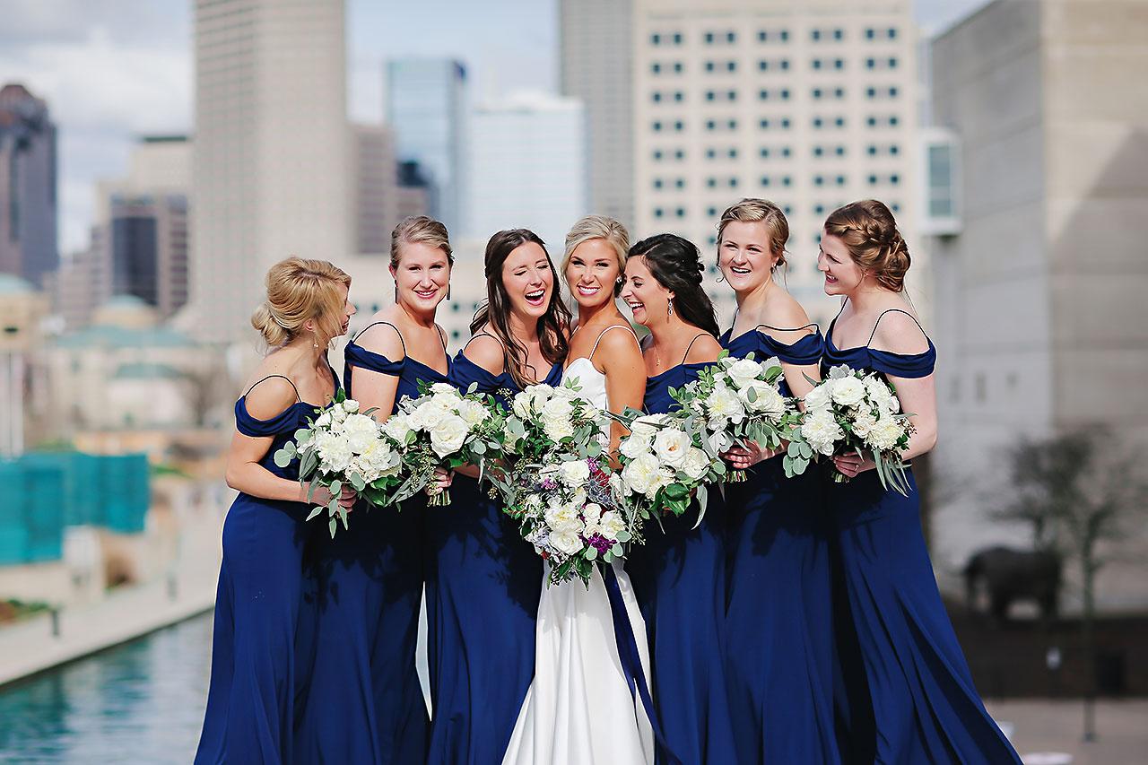 Kaitlin Garret Columbia Club Indianapolis Wedding 203