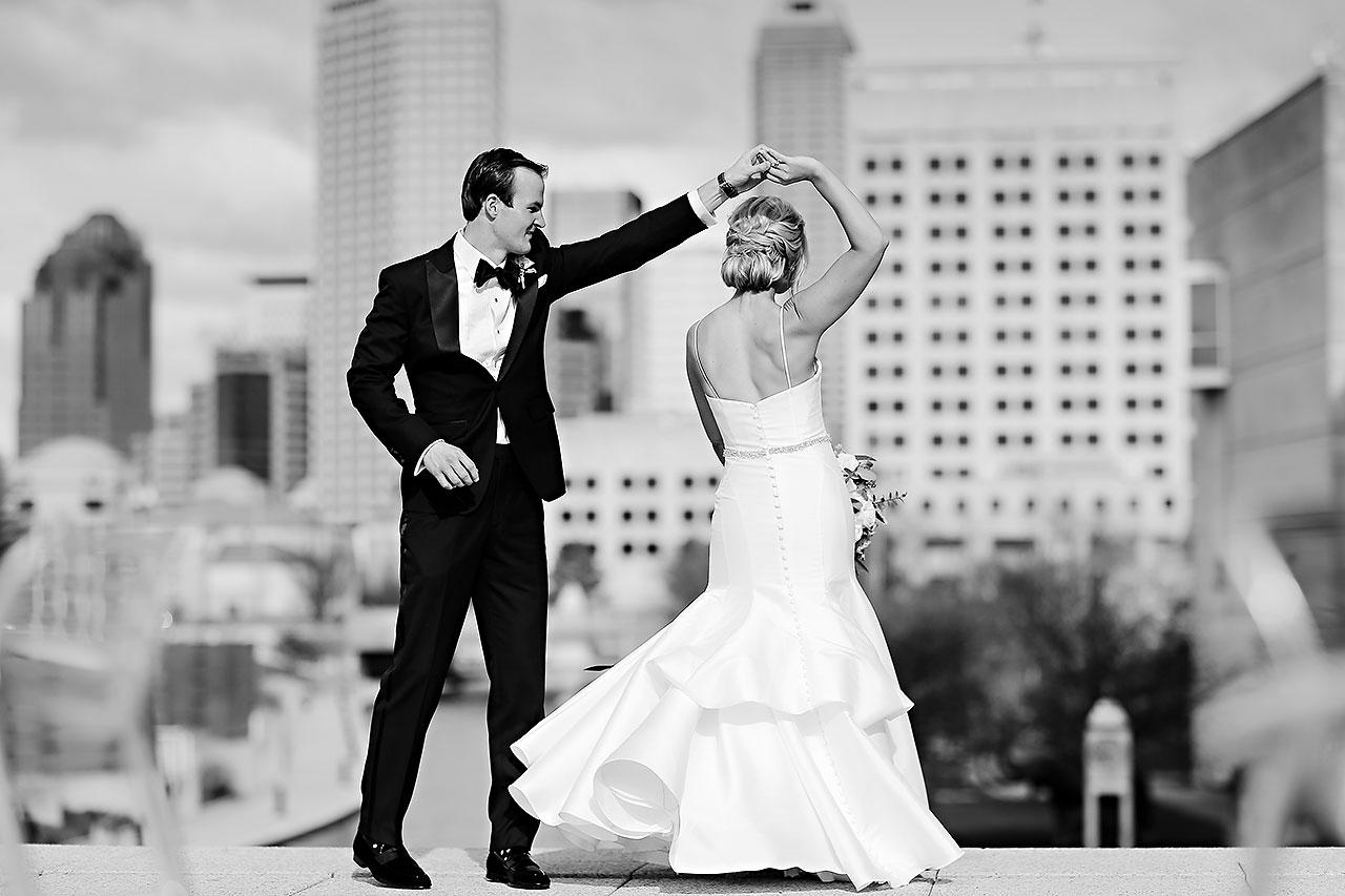 Kaitlin Garret Columbia Club Indianapolis Wedding 195