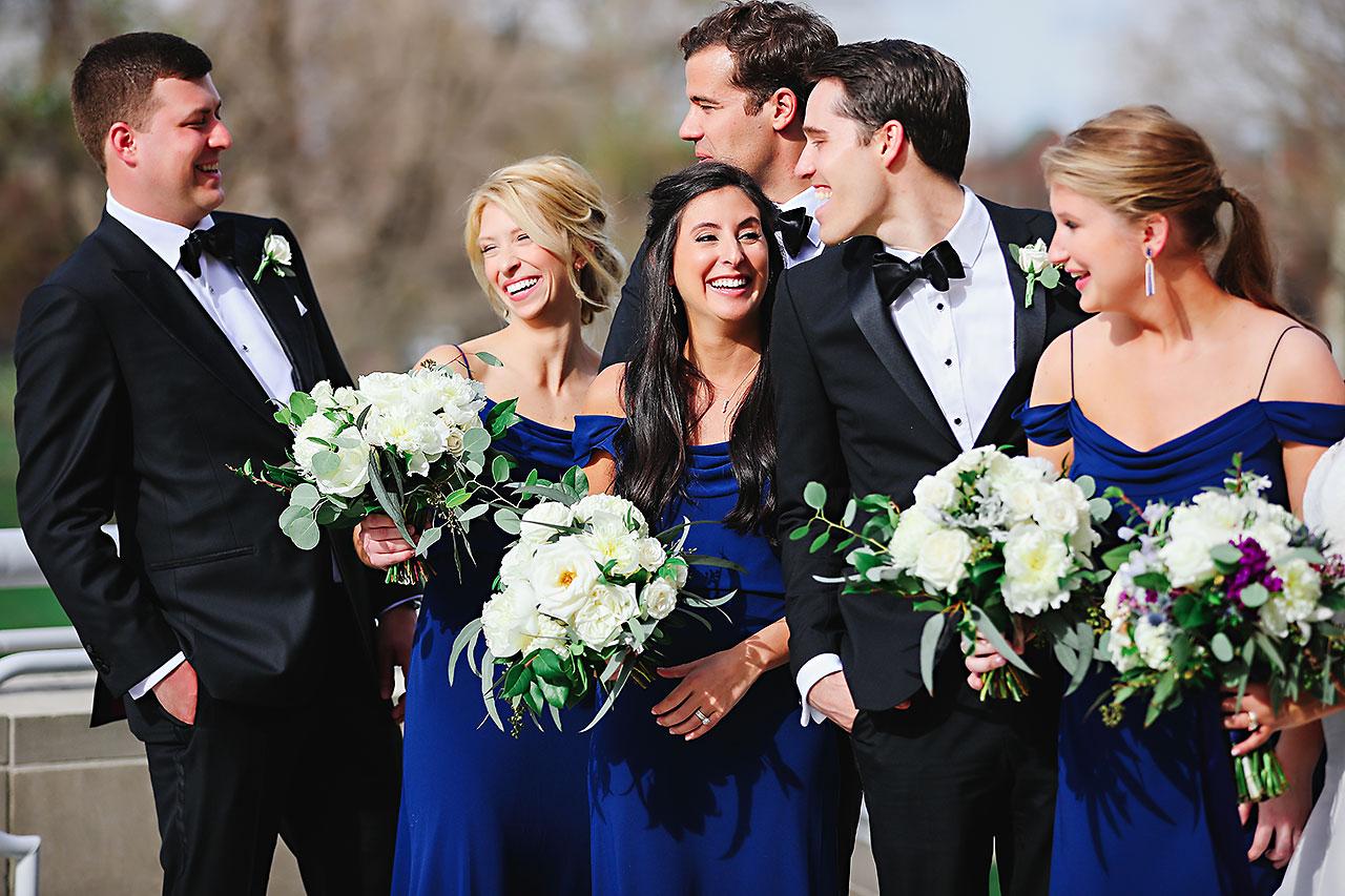 Kaitlin Garret Columbia Club Indianapolis Wedding 197