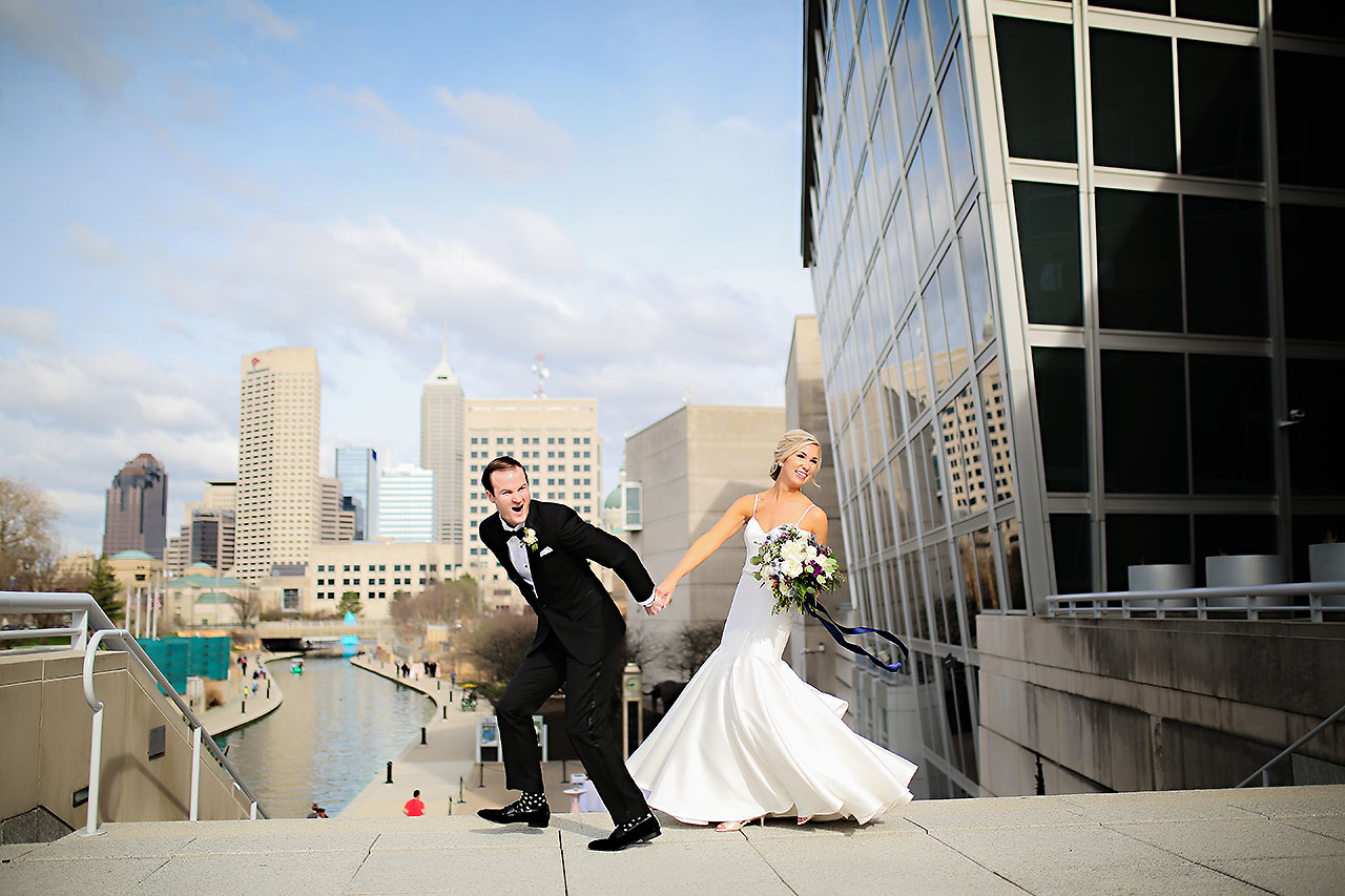 Kaitlin Garret Columbia Club Indianapolis Wedding 193