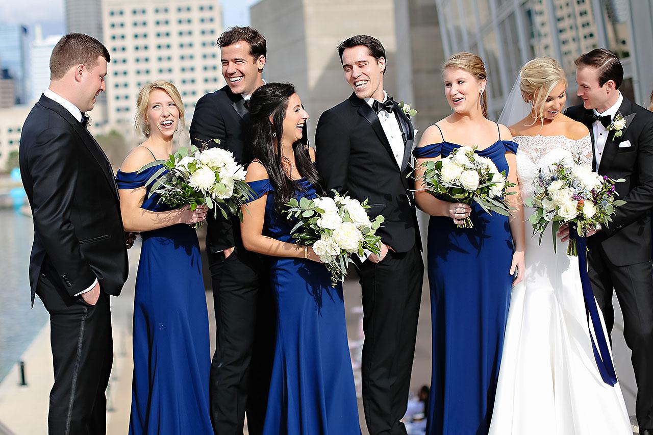 Kaitlin Garret Columbia Club Indianapolis Wedding 192