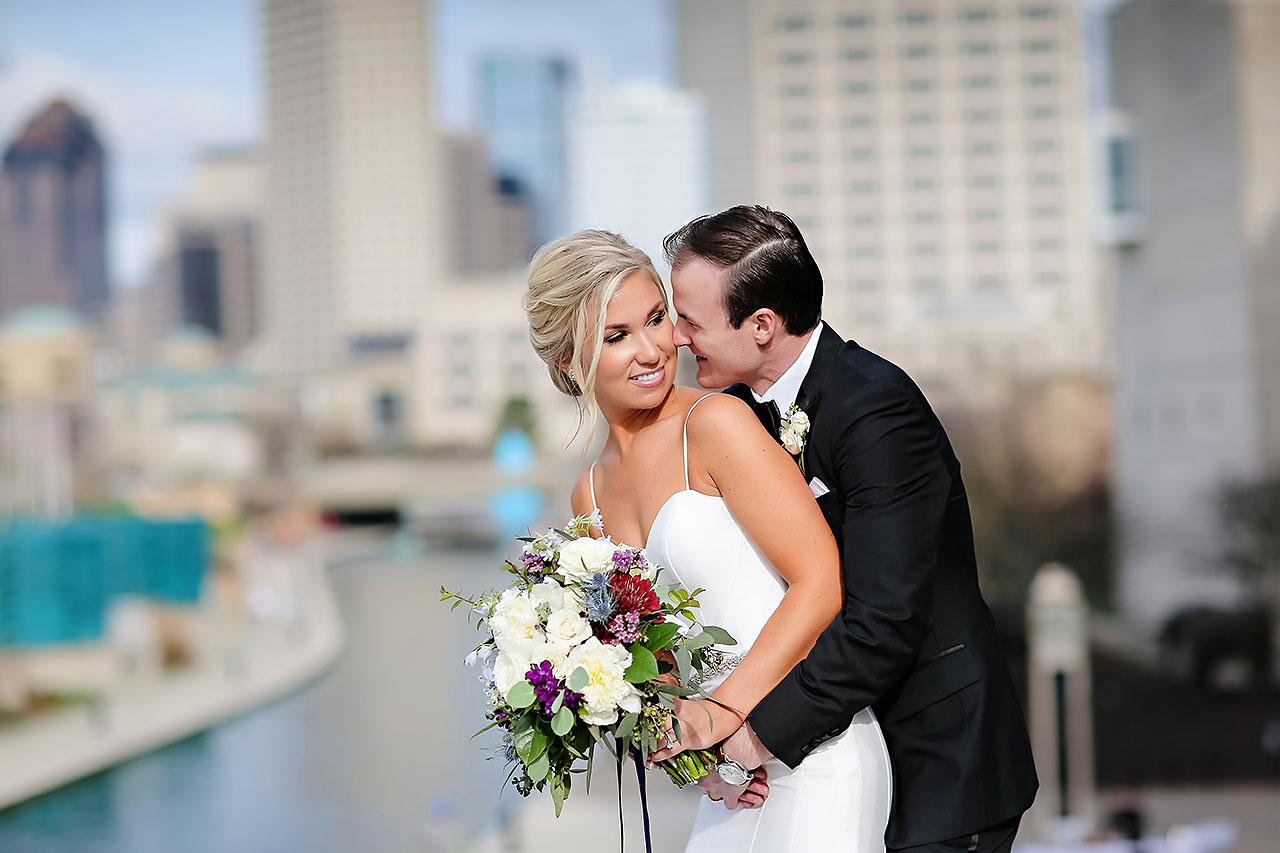 Kaitlin Garret Columbia Club Indianapolis Wedding 188