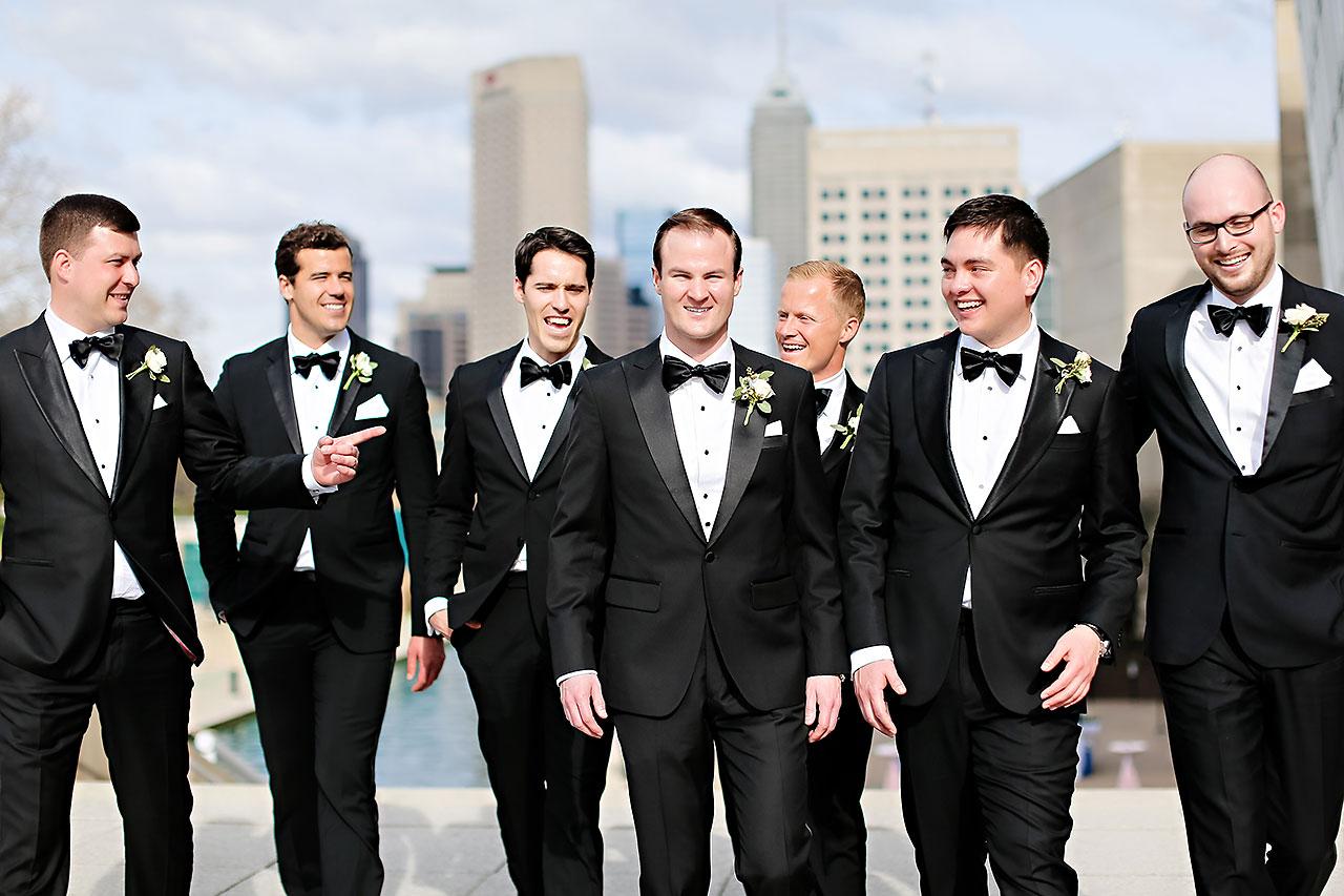 Kaitlin Garret Columbia Club Indianapolis Wedding 189