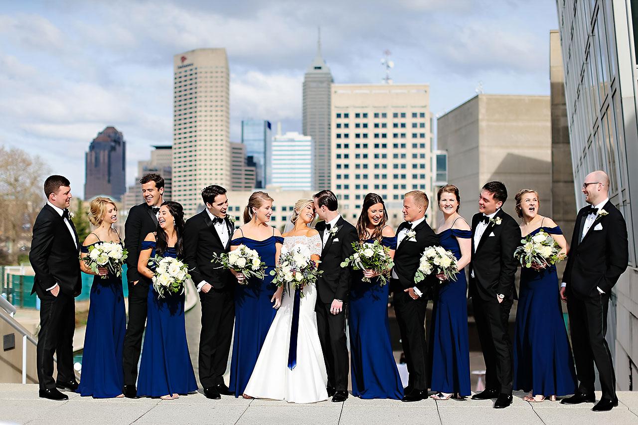 Kaitlin Garret Columbia Club Indianapolis Wedding 187