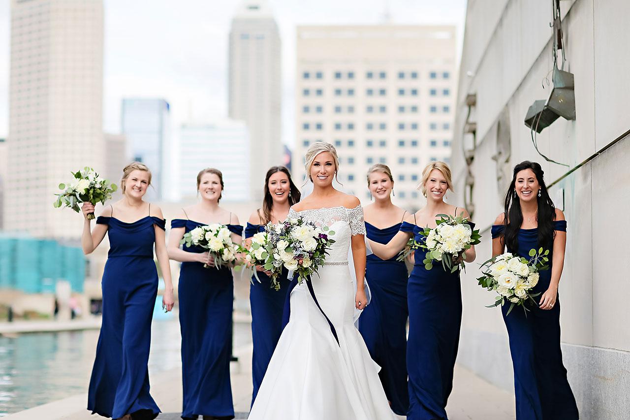 Kaitlin Garret Columbia Club Indianapolis Wedding 175