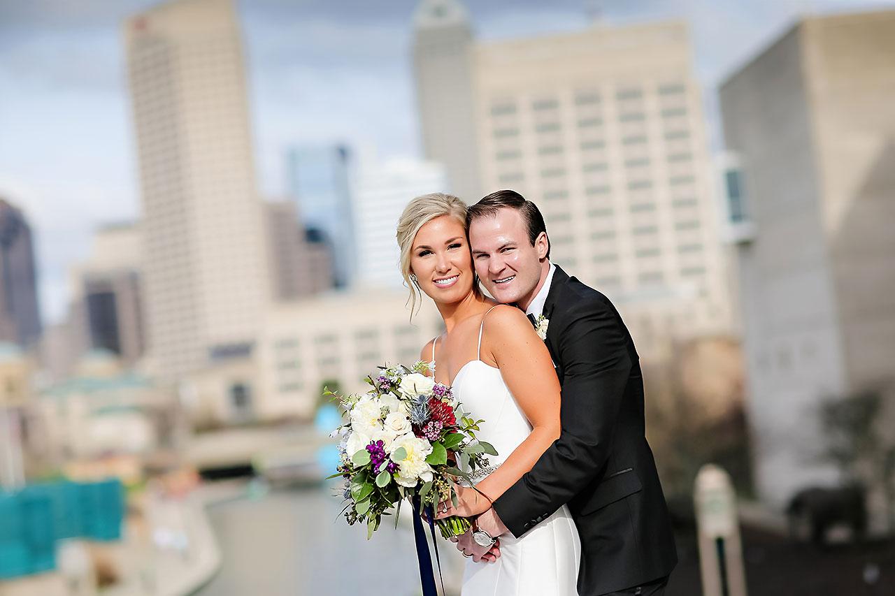 Kaitlin Garret Columbia Club Indianapolis Wedding 176