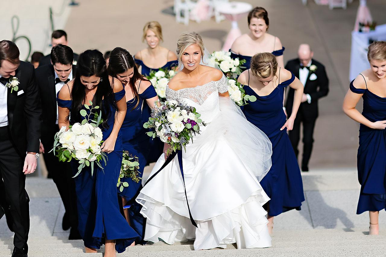 Kaitlin Garret Columbia Club Indianapolis Wedding 173