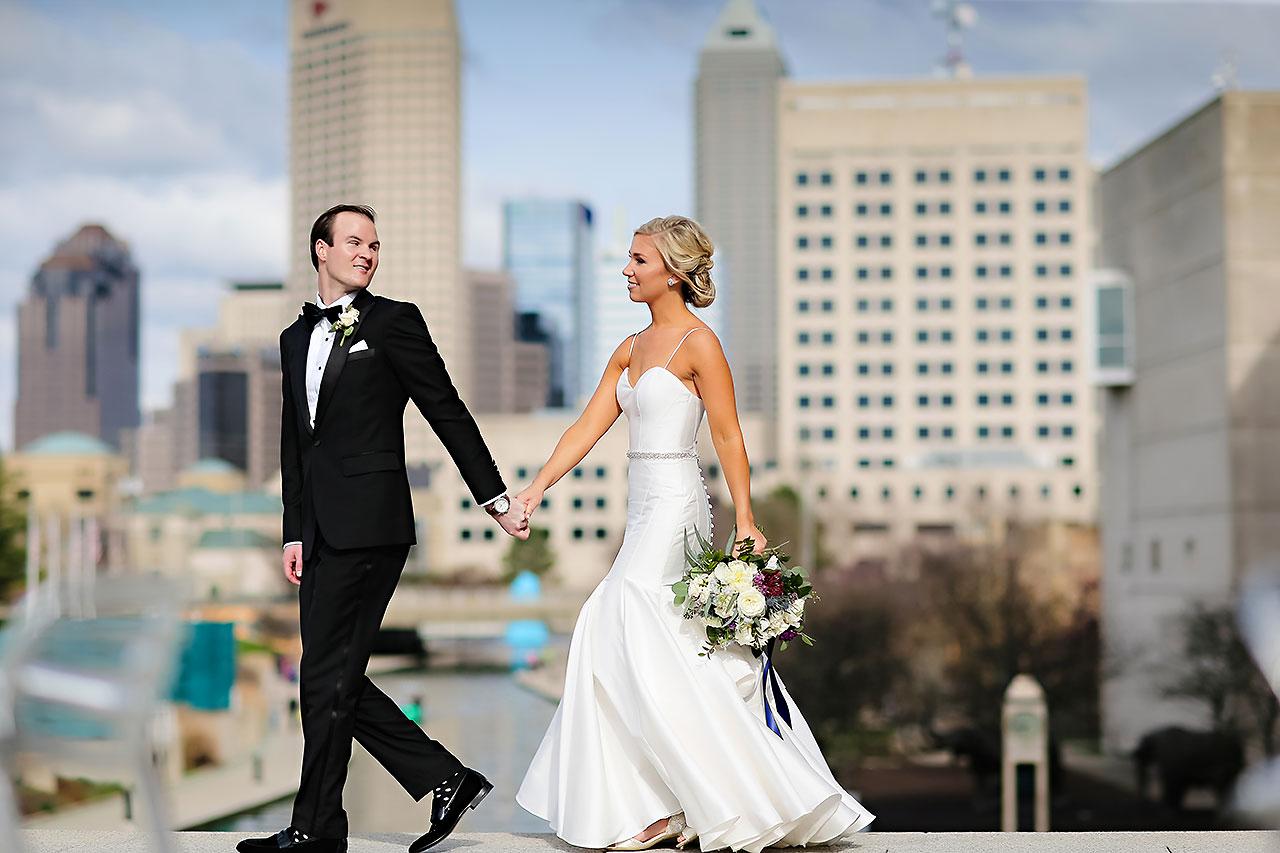 Kaitlin Garret Columbia Club Indianapolis Wedding 174