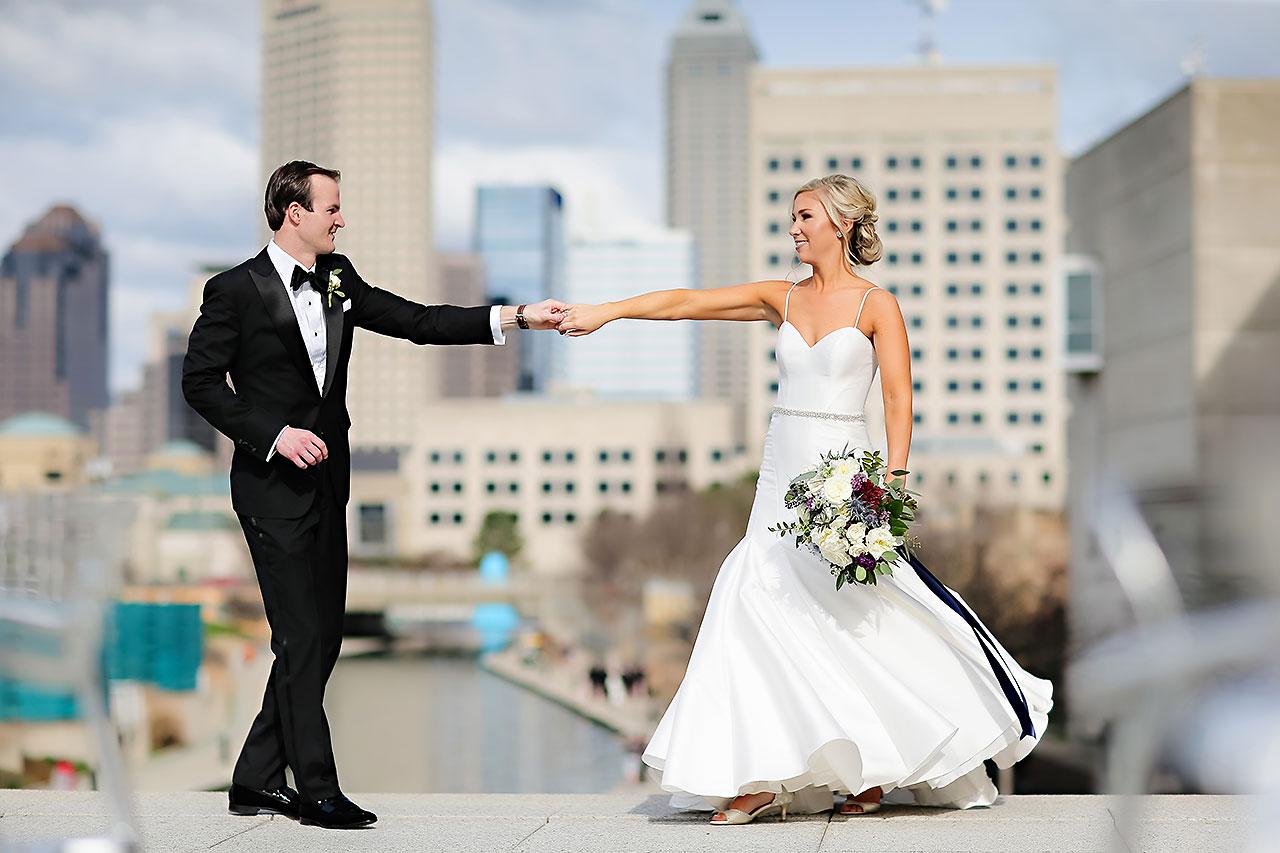Kaitlin Garret Columbia Club Indianapolis Wedding 170
