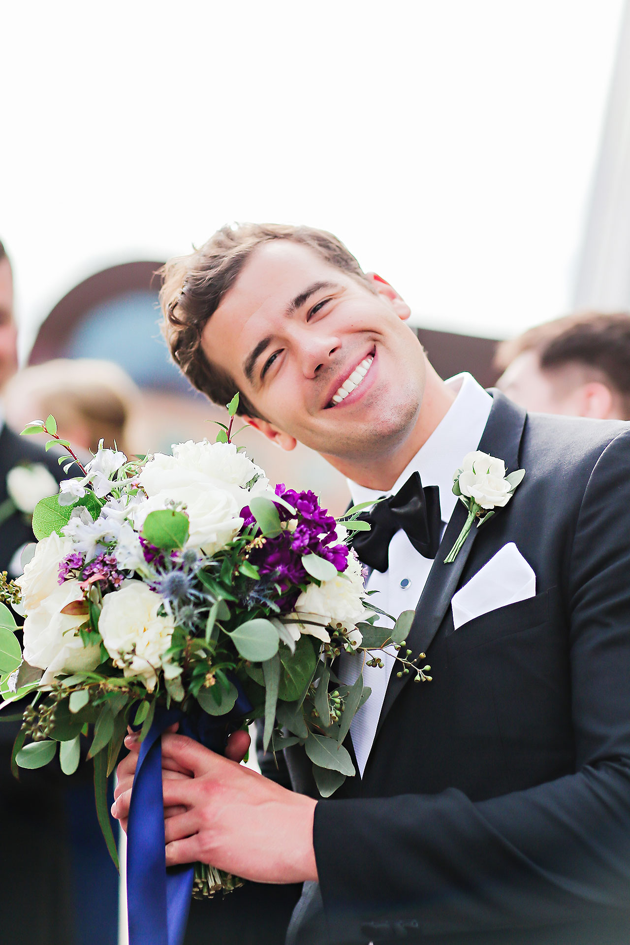Kaitlin Garret Columbia Club Indianapolis Wedding 161