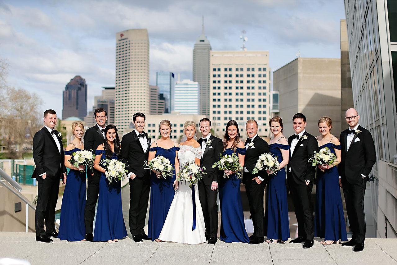 Kaitlin Garret Columbia Club Indianapolis Wedding 159