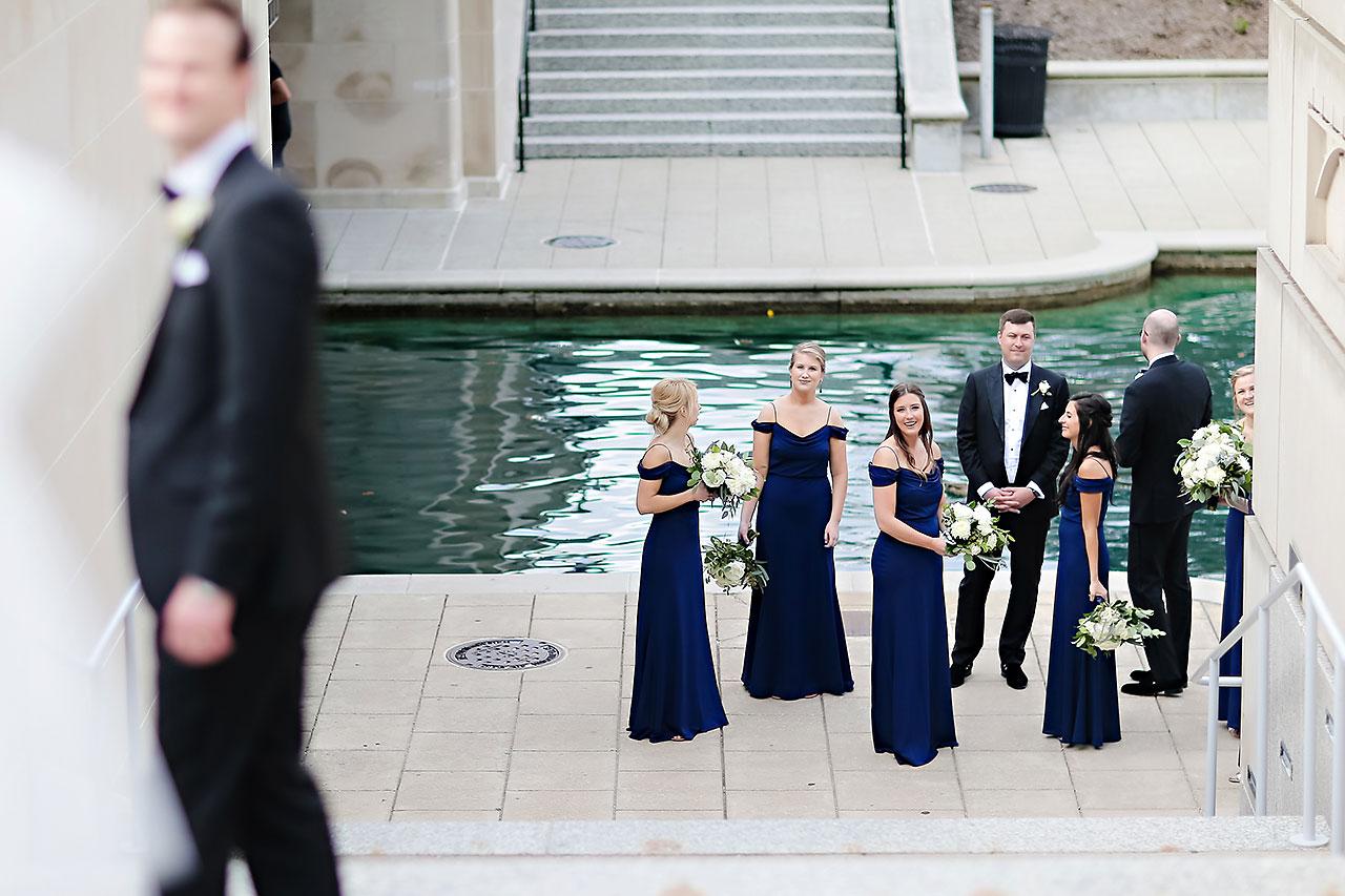 Kaitlin Garret Columbia Club Indianapolis Wedding 156