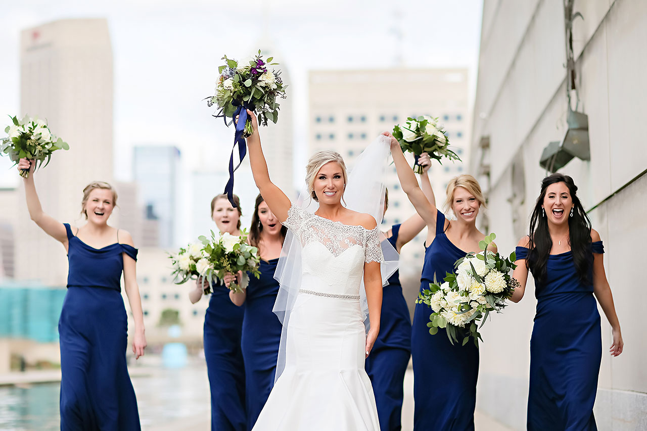 Kaitlin Garret Columbia Club Indianapolis Wedding 157