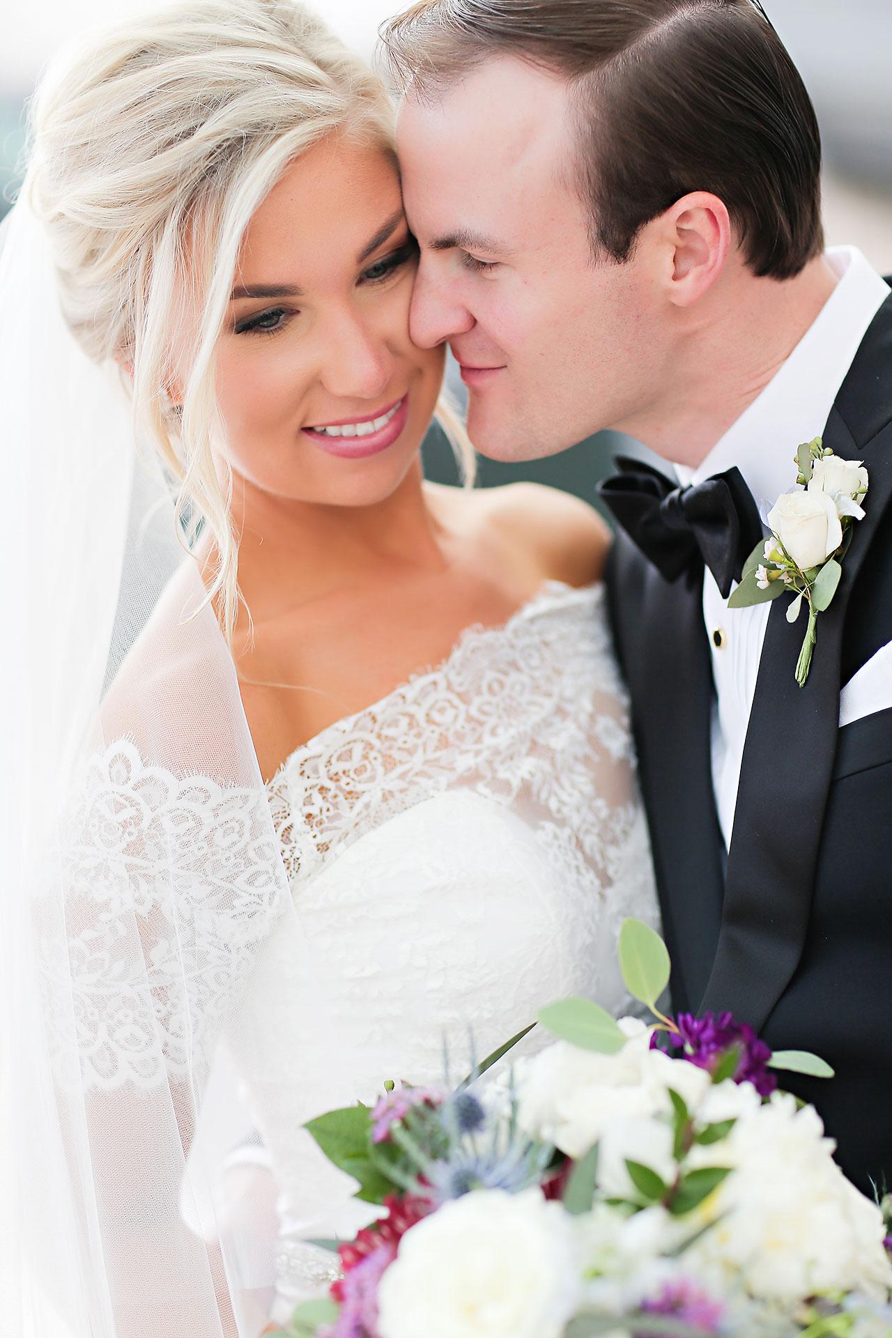 Kaitlin Garret Columbia Club Indianapolis Wedding 153