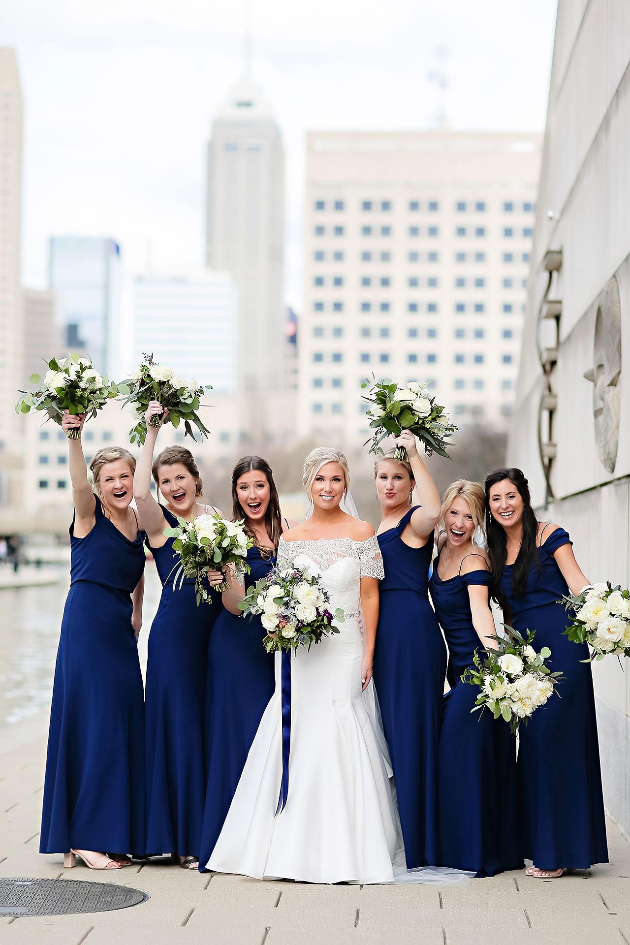 Kaitlin Garret Columbia Club Indianapolis Wedding 154
