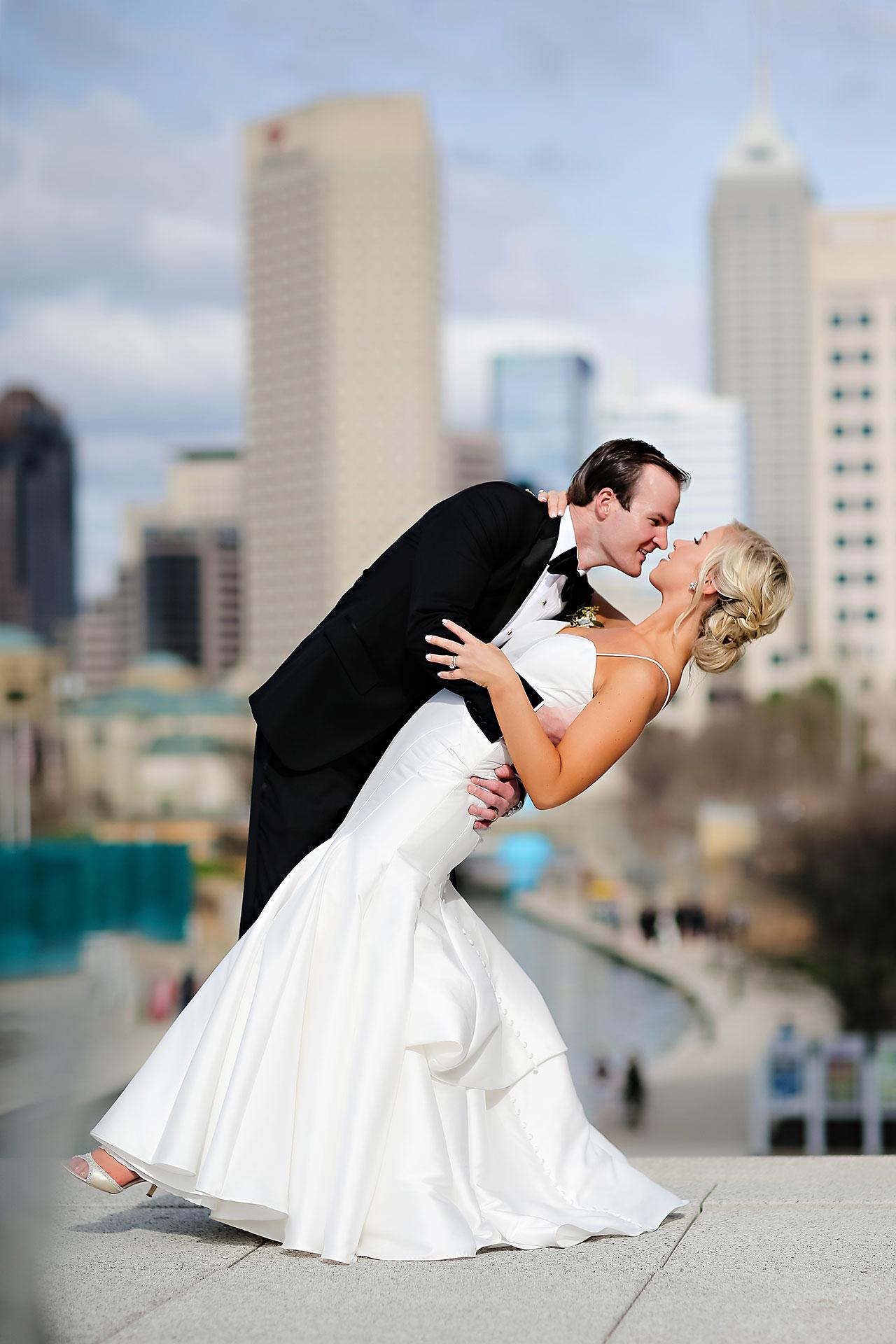 Kaitlin Garret Columbia Club Indianapolis Wedding 149