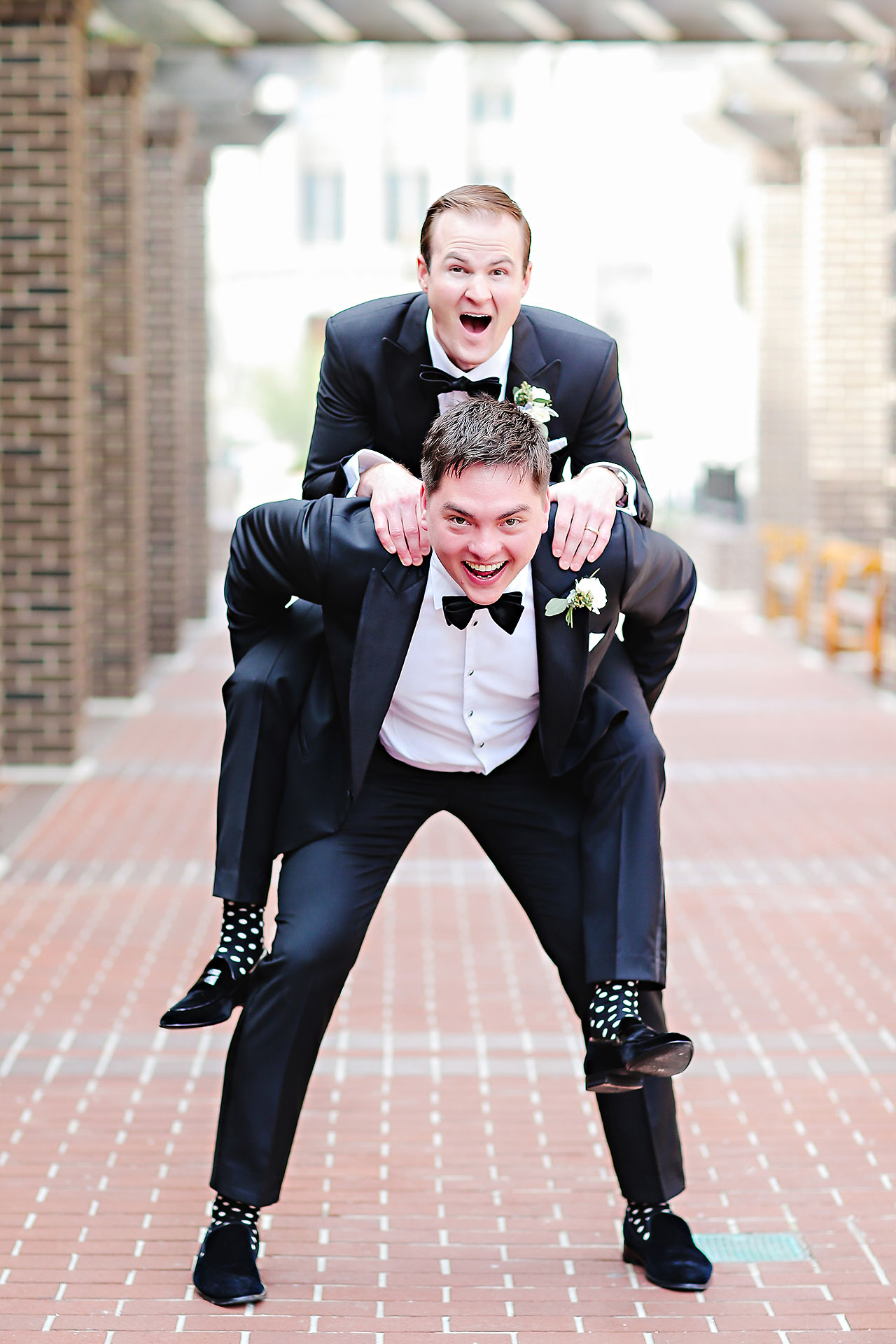 Kaitlin Garret Columbia Club Indianapolis Wedding 139