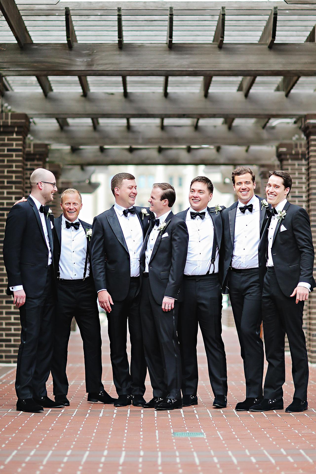 Kaitlin Garret Columbia Club Indianapolis Wedding 137