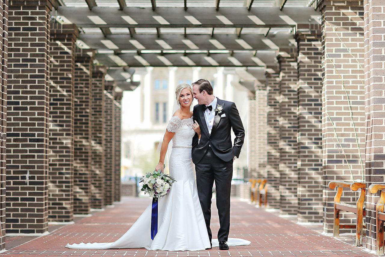 Kaitlin Garret Columbia Club Indianapolis Wedding 131