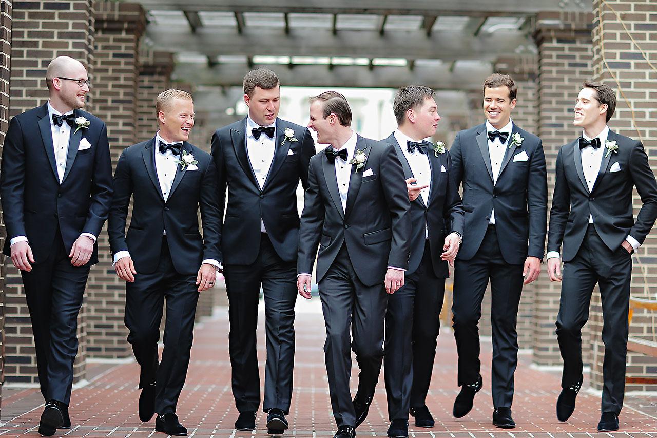 Kaitlin Garret Columbia Club Indianapolis Wedding 129