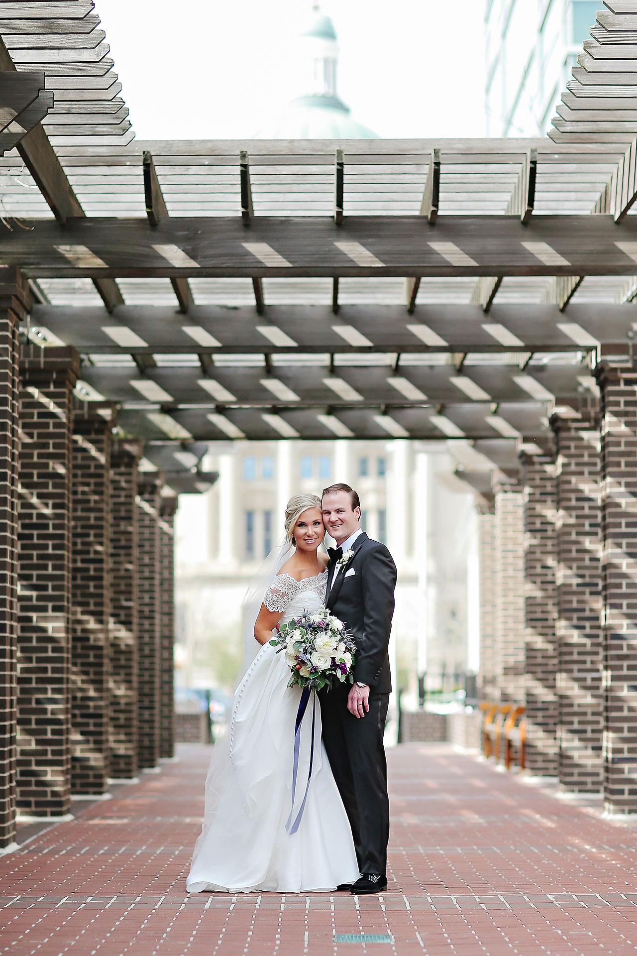 Kaitlin Garret Columbia Club Indianapolis Wedding 125