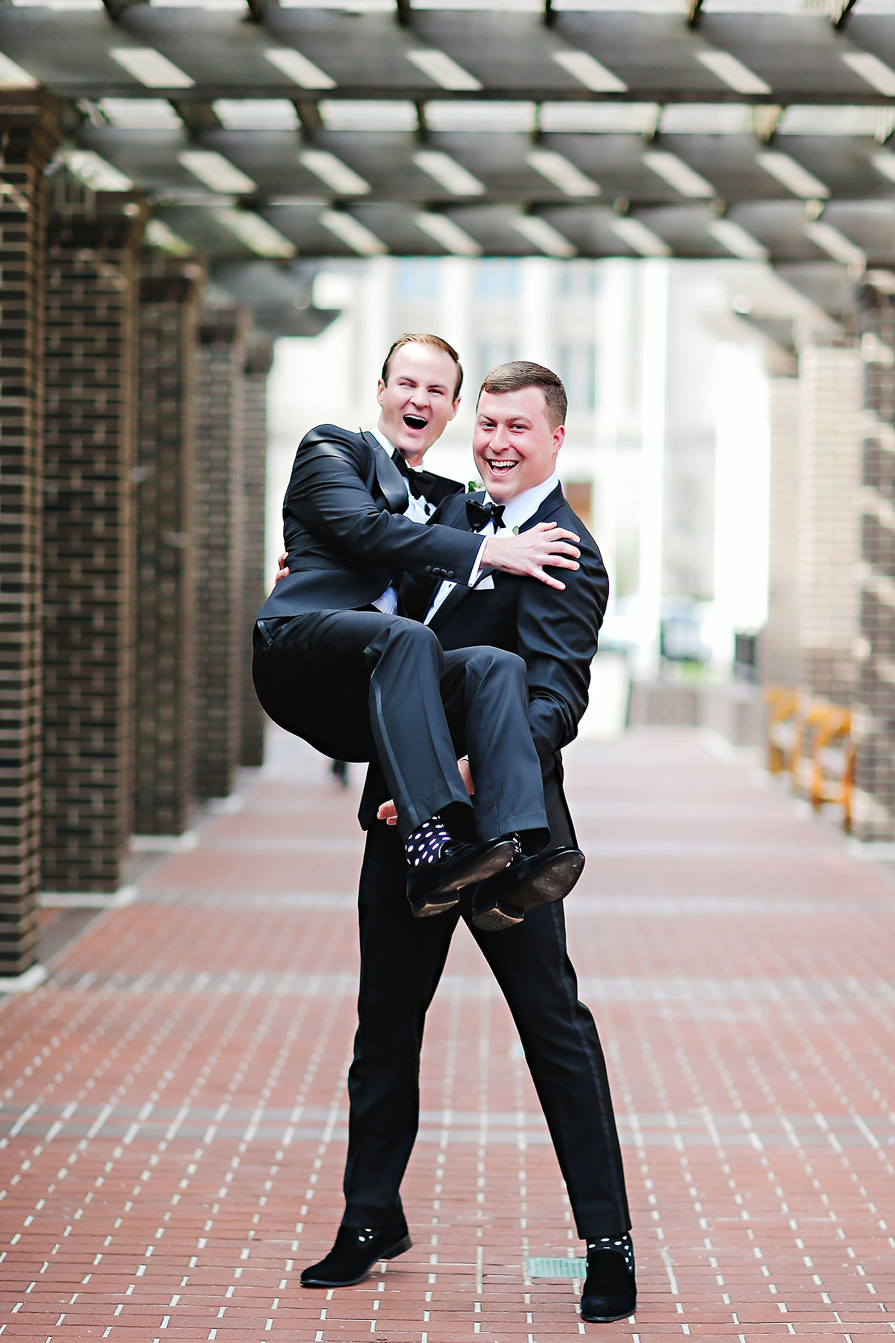 Kaitlin Garret Columbia Club Indianapolis Wedding 123