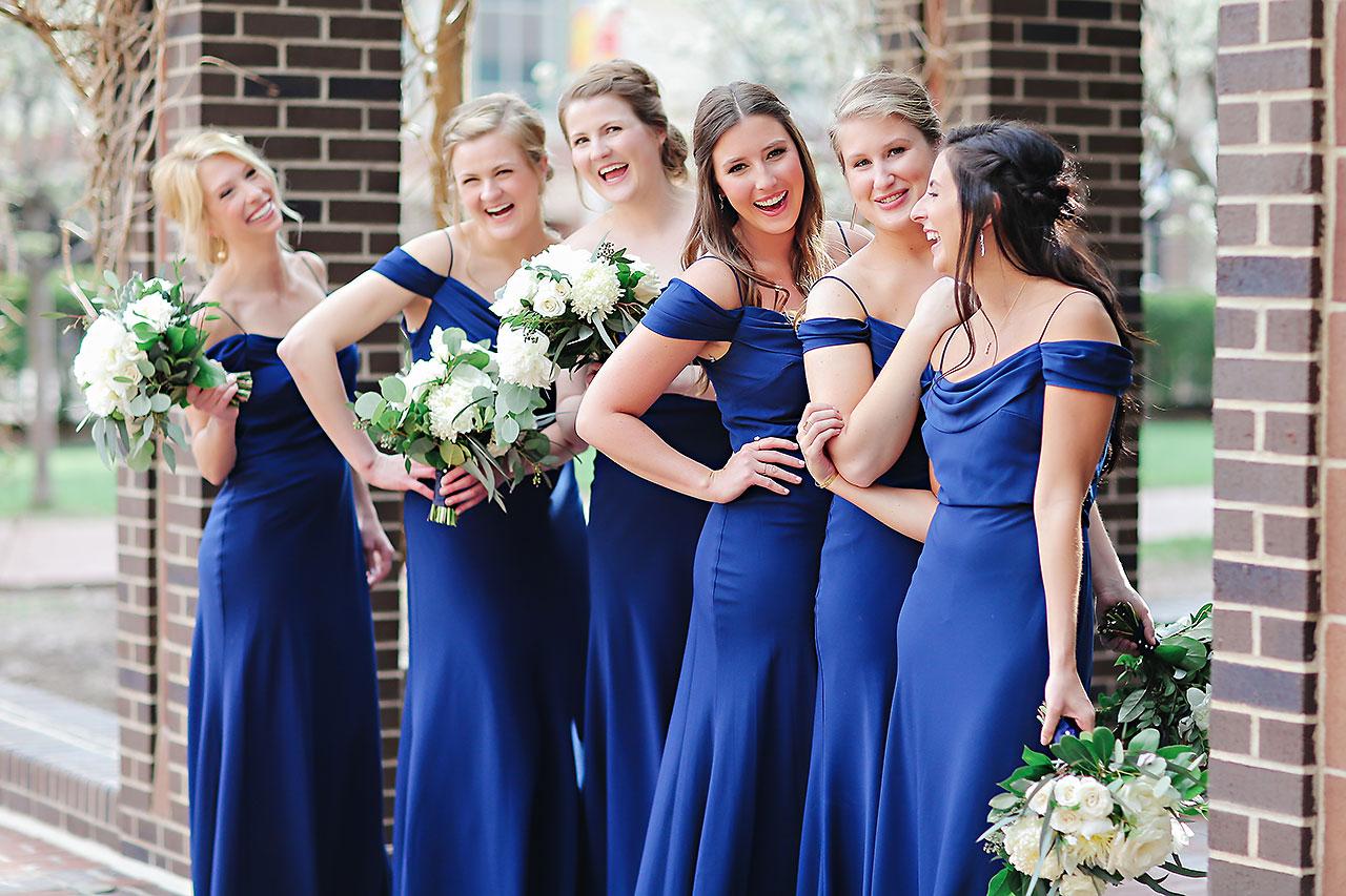 Kaitlin Garret Columbia Club Indianapolis Wedding 116