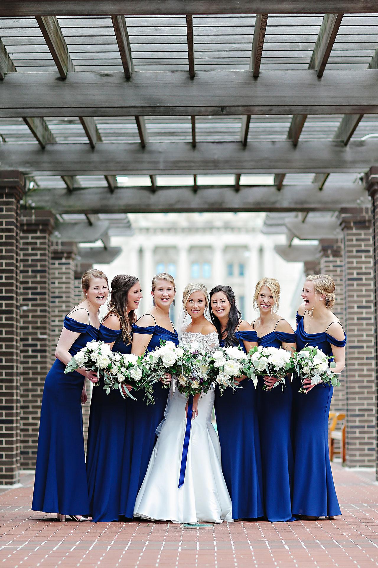 Kaitlin Garret Columbia Club Indianapolis Wedding 118
