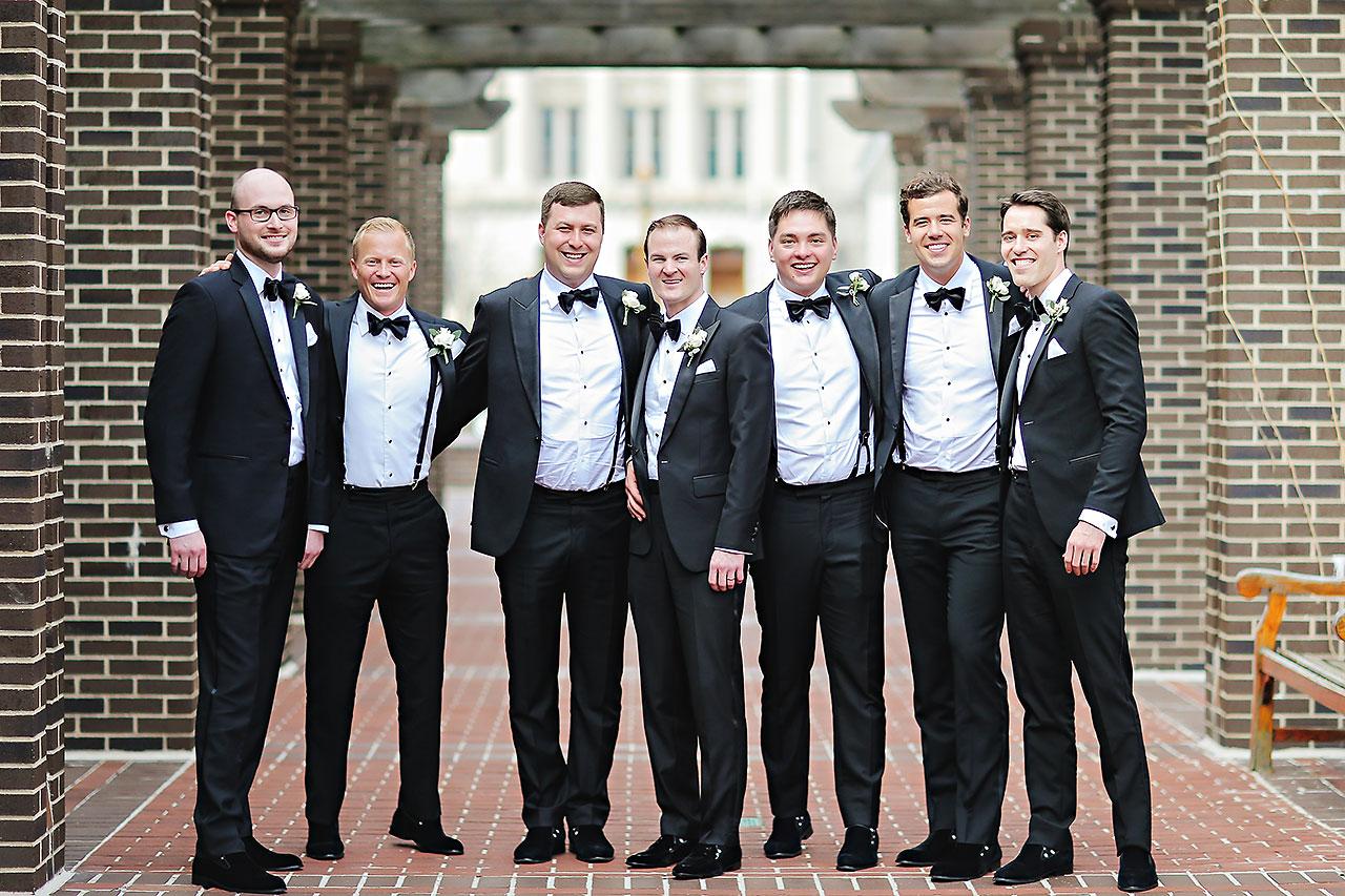 Kaitlin Garret Columbia Club Indianapolis Wedding 113
