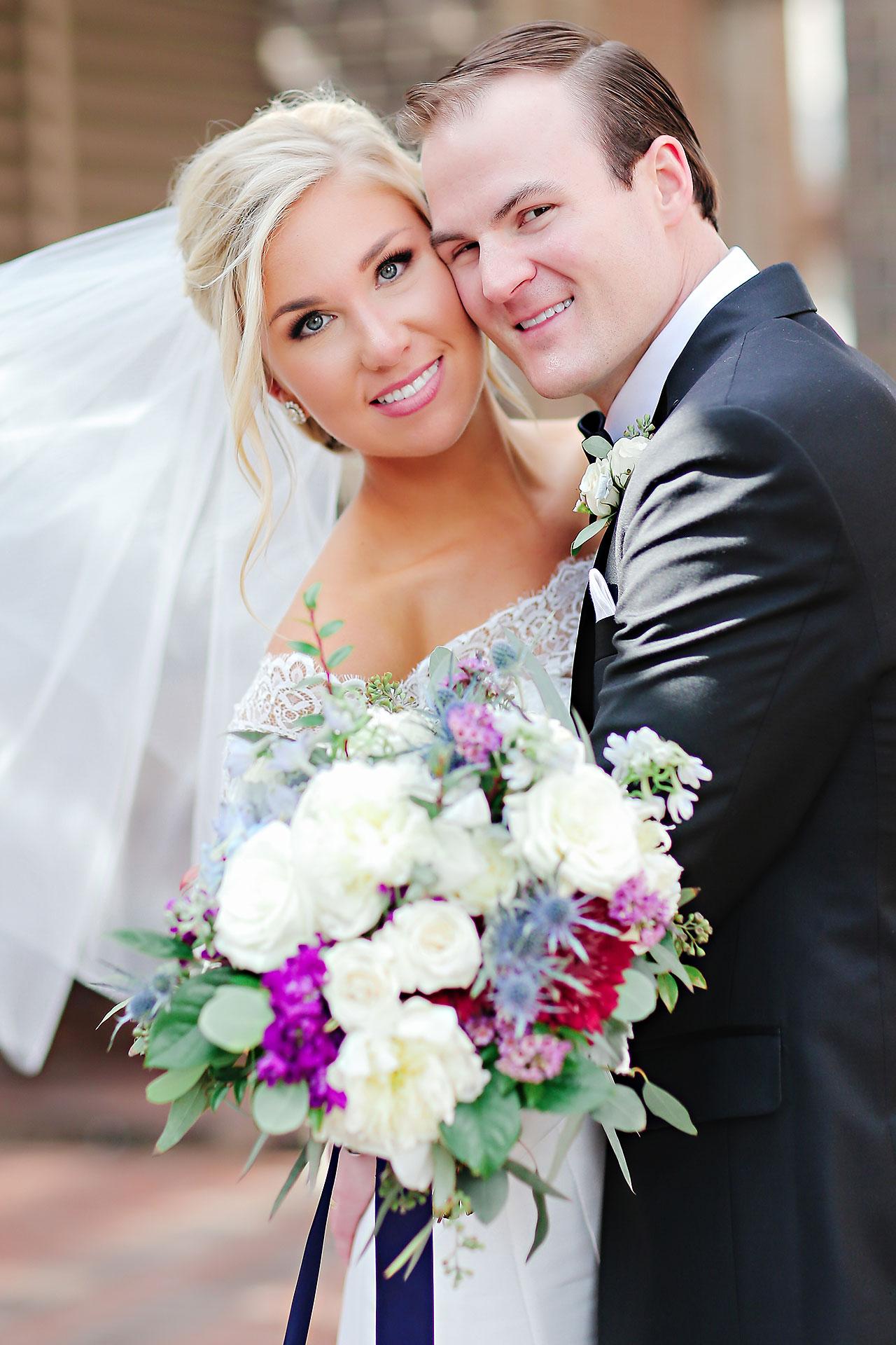 Kaitlin Garret Columbia Club Indianapolis Wedding 103