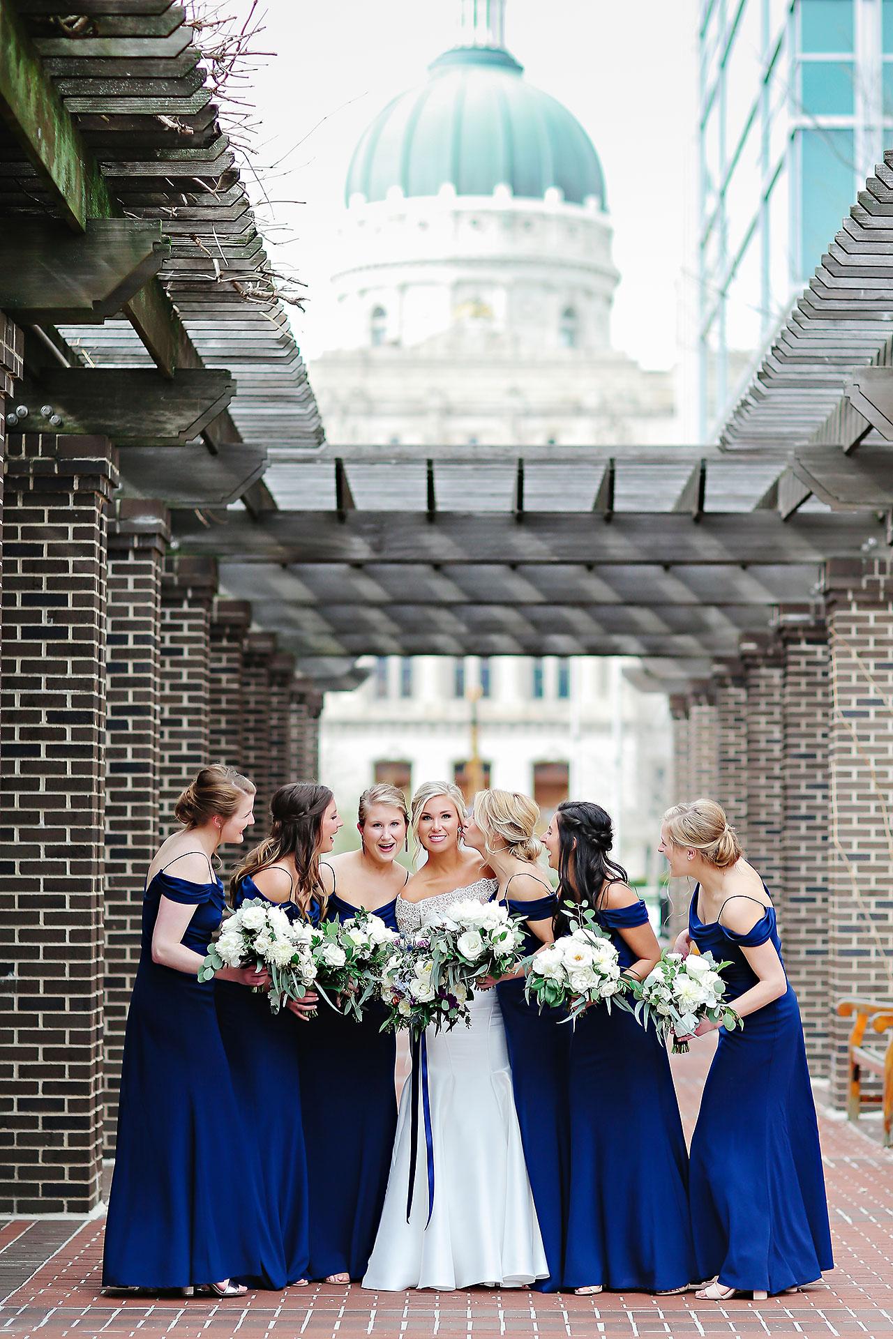 Kaitlin Garret Columbia Club Indianapolis Wedding 104